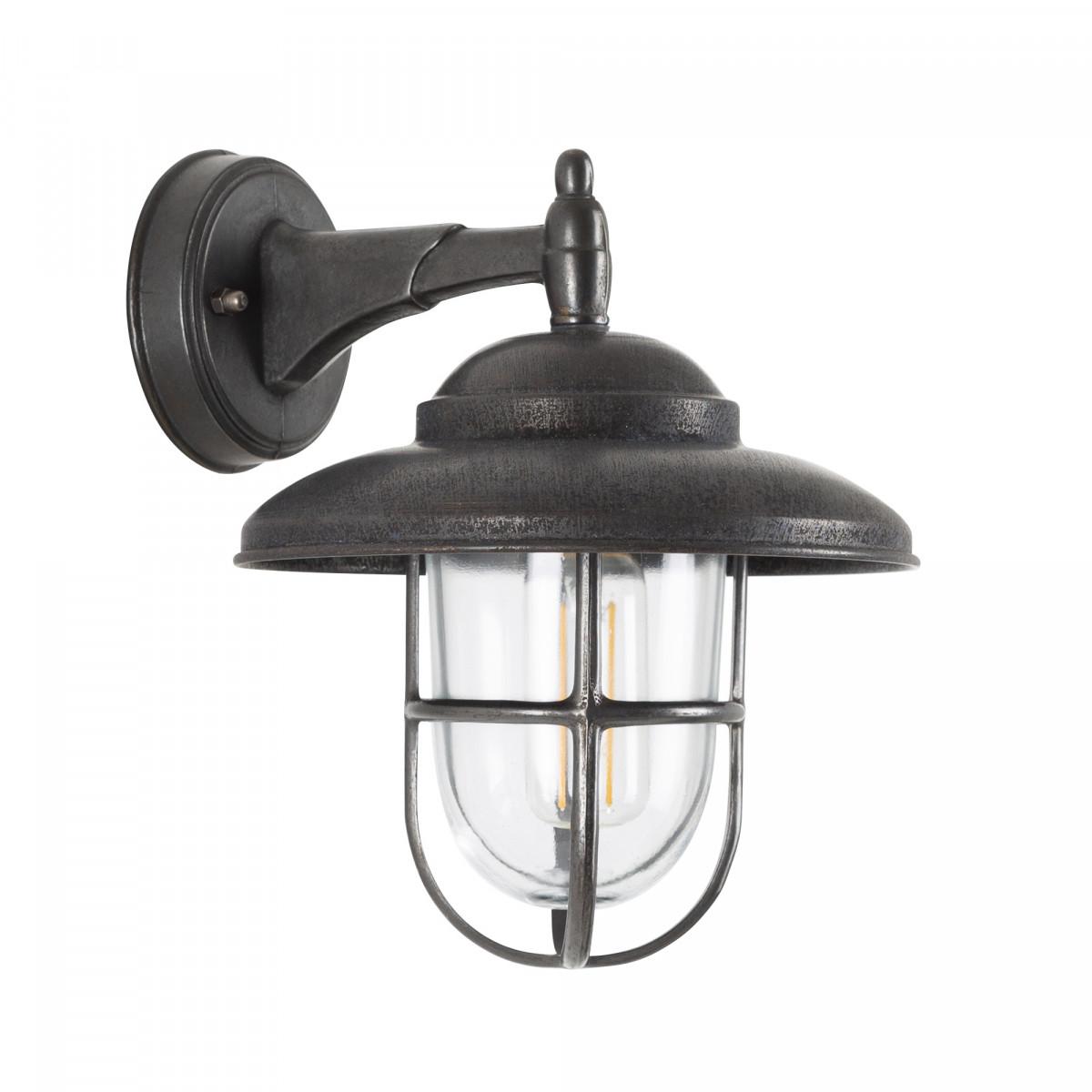 Monte (7708) - KS Verlichting - Buitenverlichting wandlamp antiek brons