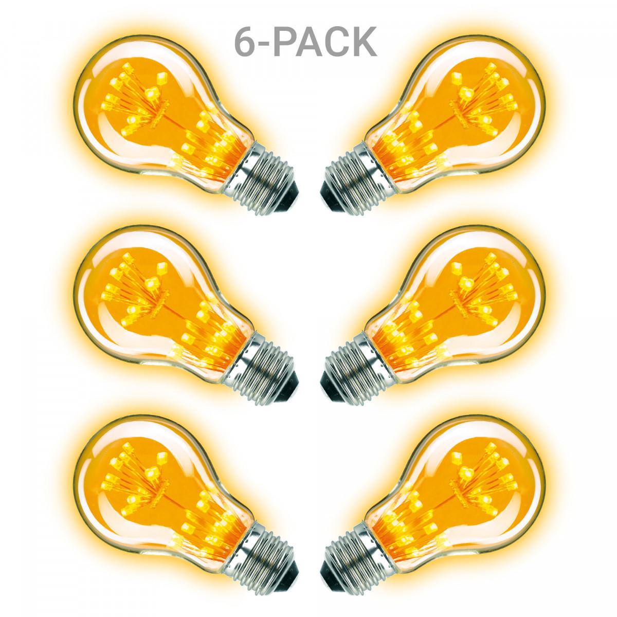 6-pack Classic ledlamp 5883x6