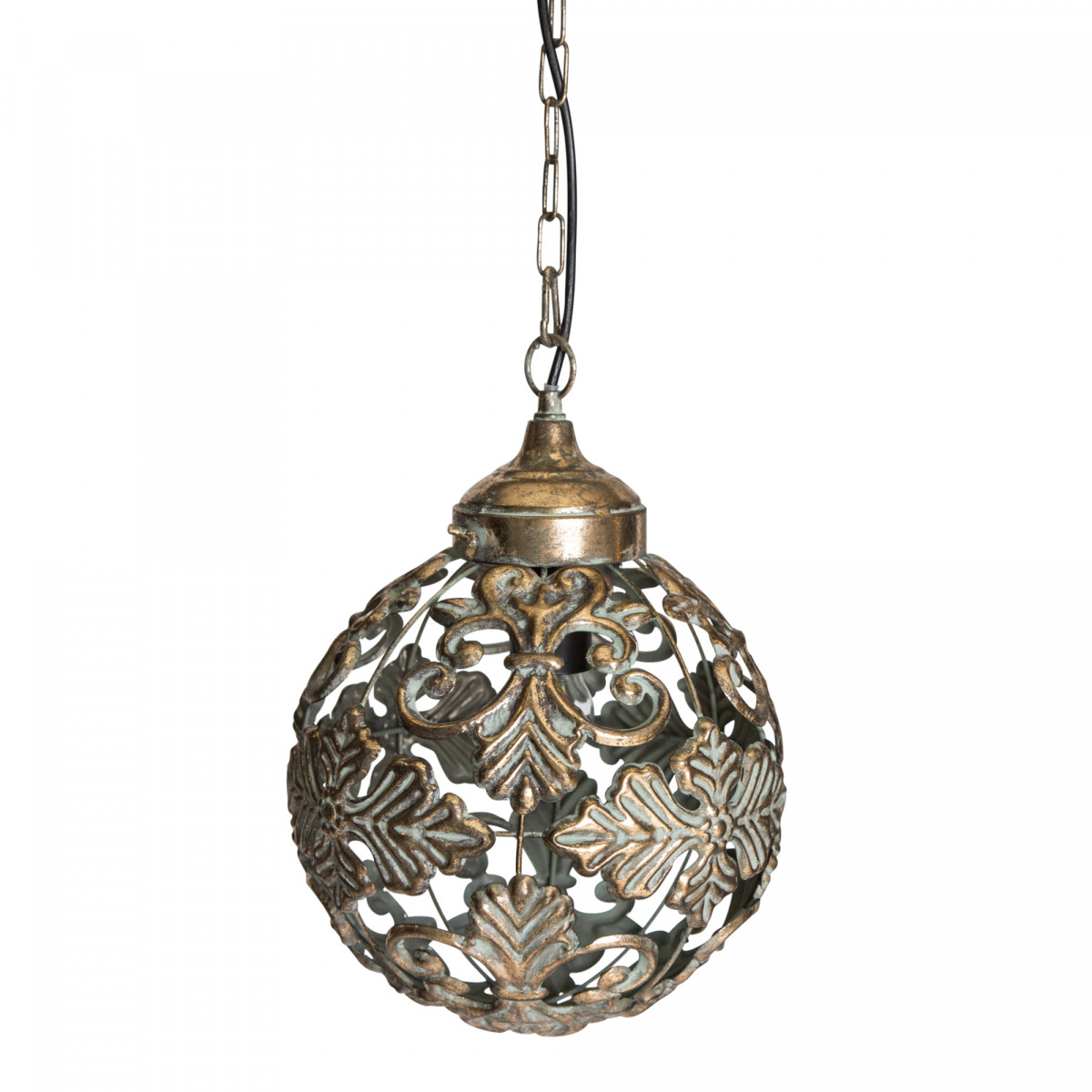 PTMD Enza Gold hanglamp ornament