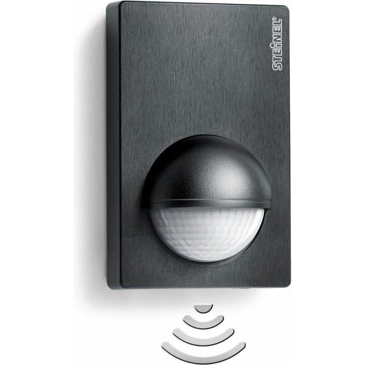 Steinel IS 180-2 bewegingsmelder zwart (603113) - Steinel - Losse Sensoren en Bewegingsmelders