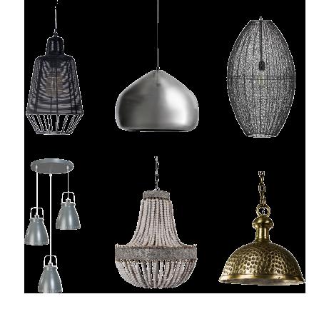 Alle hanglampen