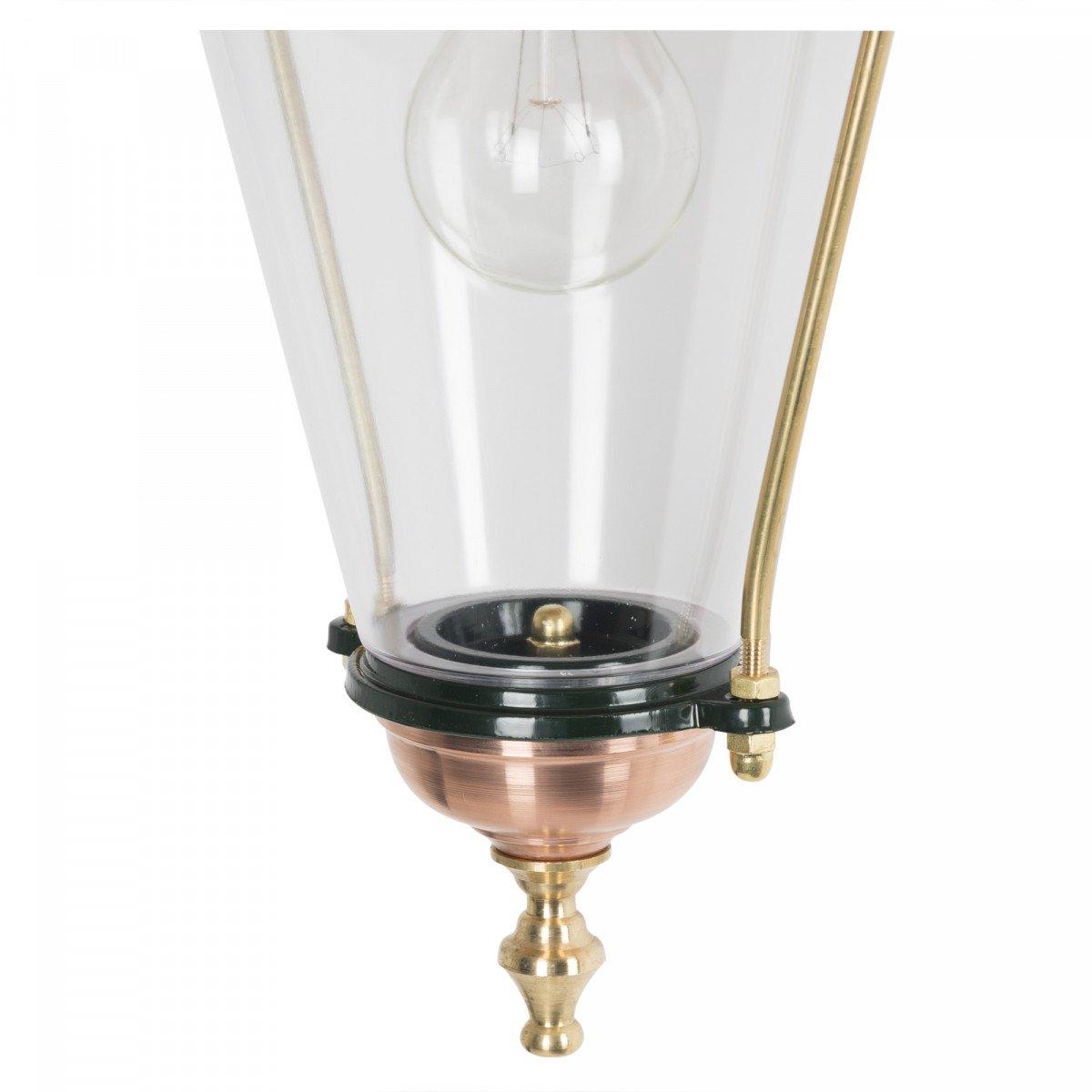 Buitenlamp Hoorn hang Dag Nacht sensor LED Schemersensor
