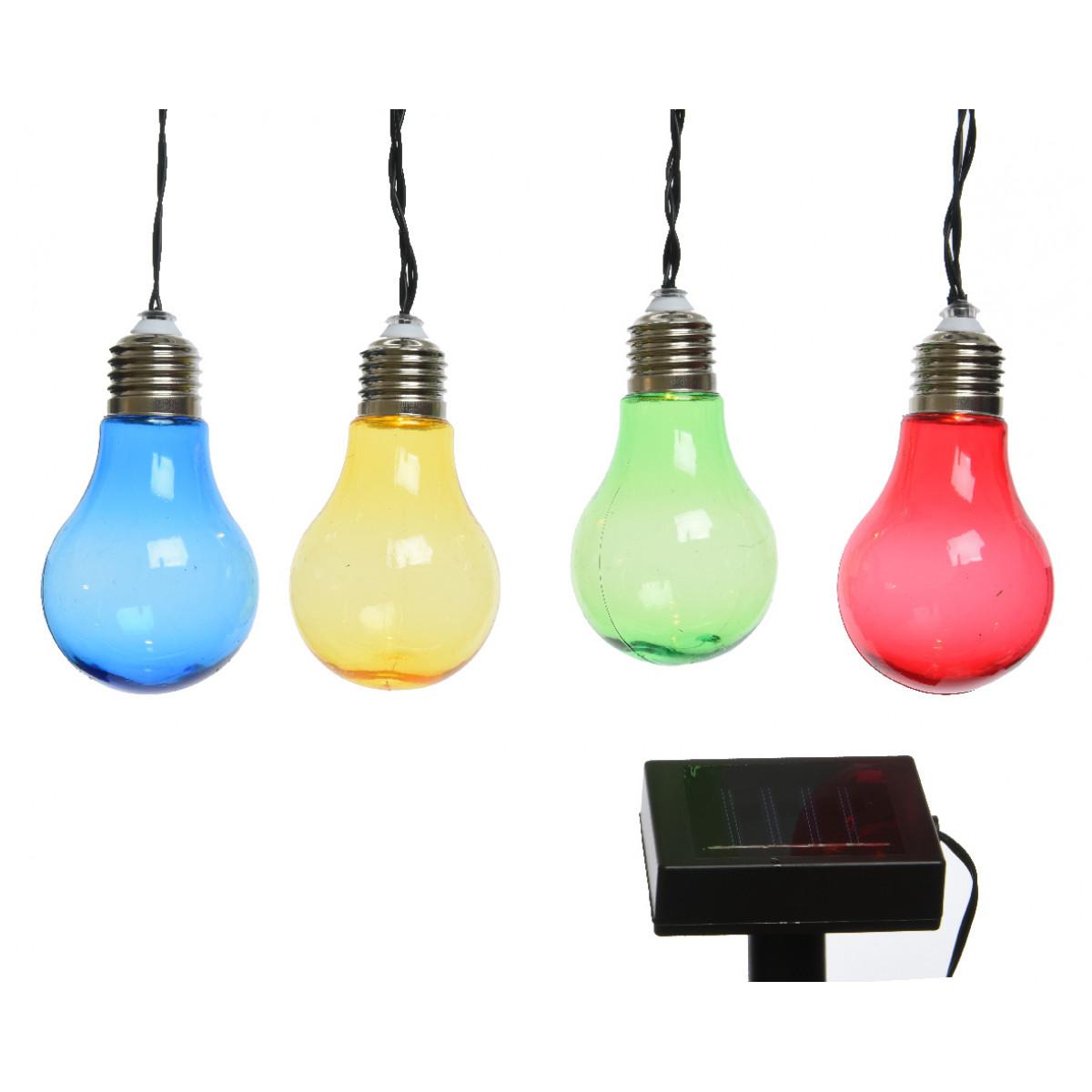 Gekleurd lichtsnoer 7,5 meter