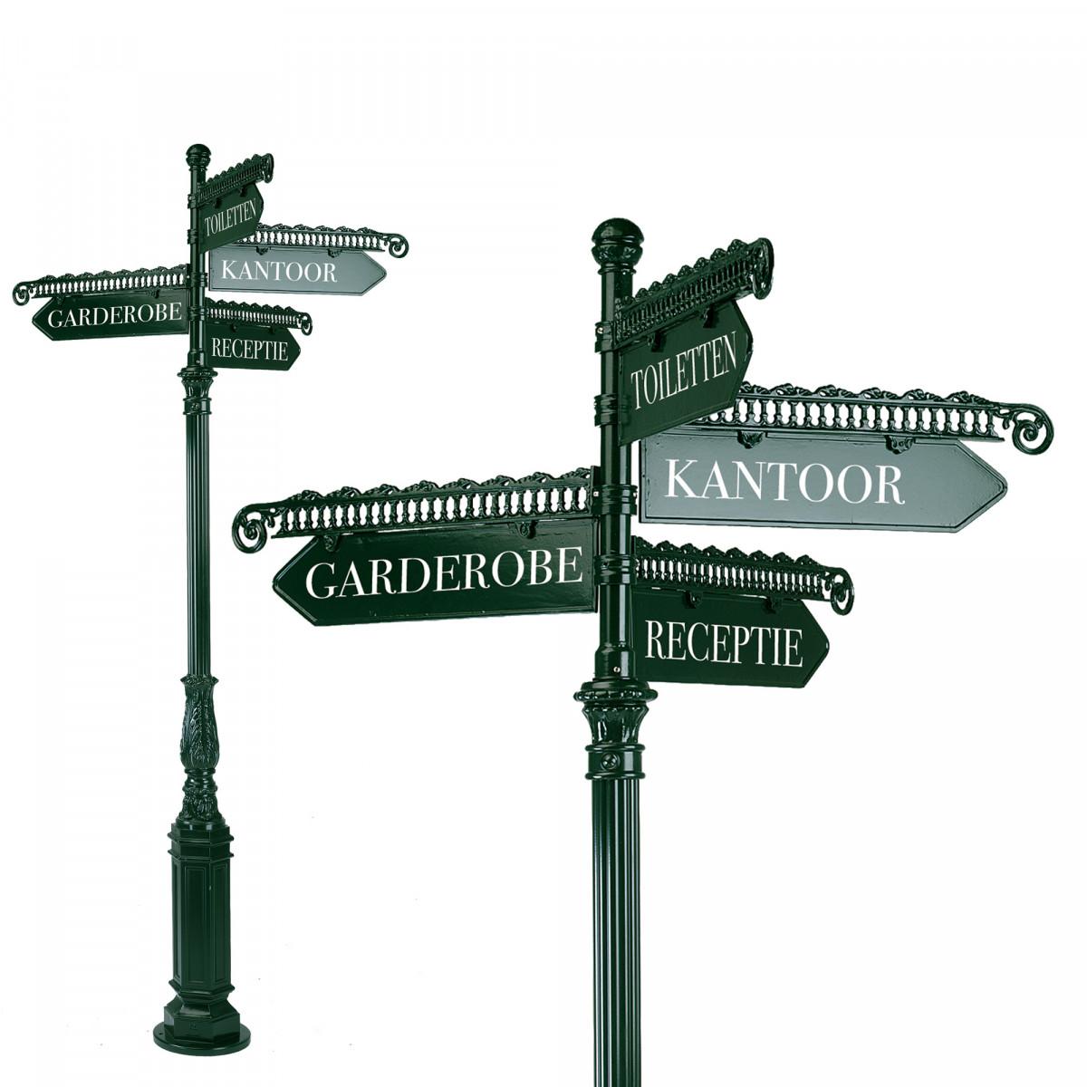 Cambridge (5614) - KS Verlichting - Naamborden