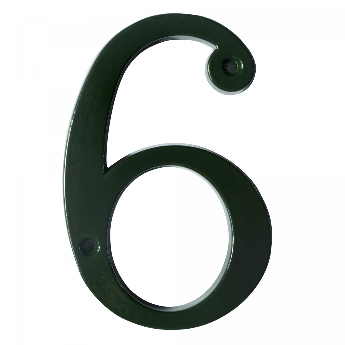 Huisnummer 6 (5856) - KS Verlichting - Huisnummers