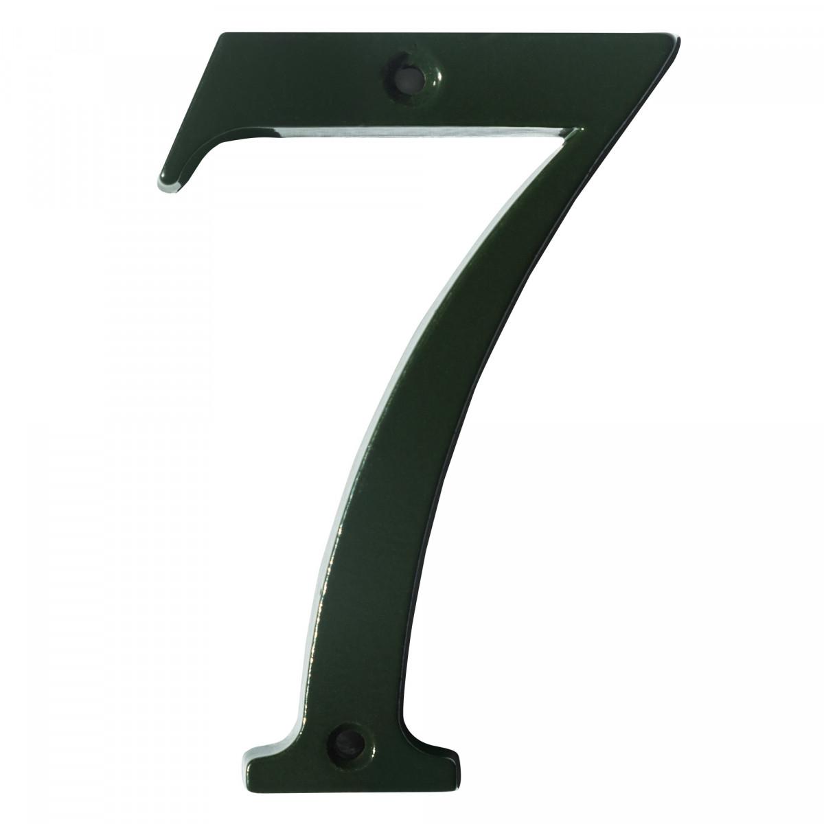 Huisnummer 7 (5857) - KS Verlichting - Huisnummers