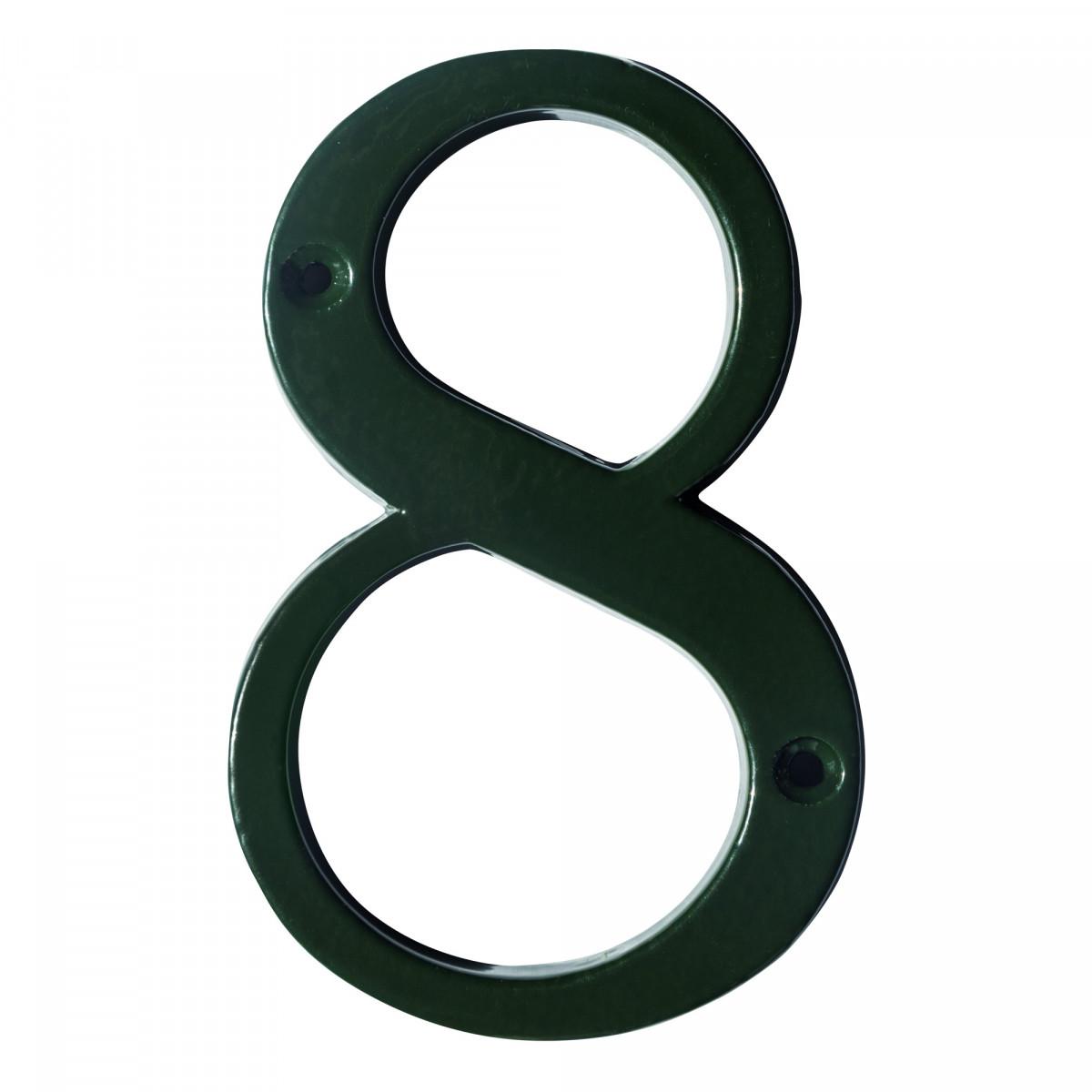 Huisnummer 8 (5858) - KS Verlichting - Huisnummers