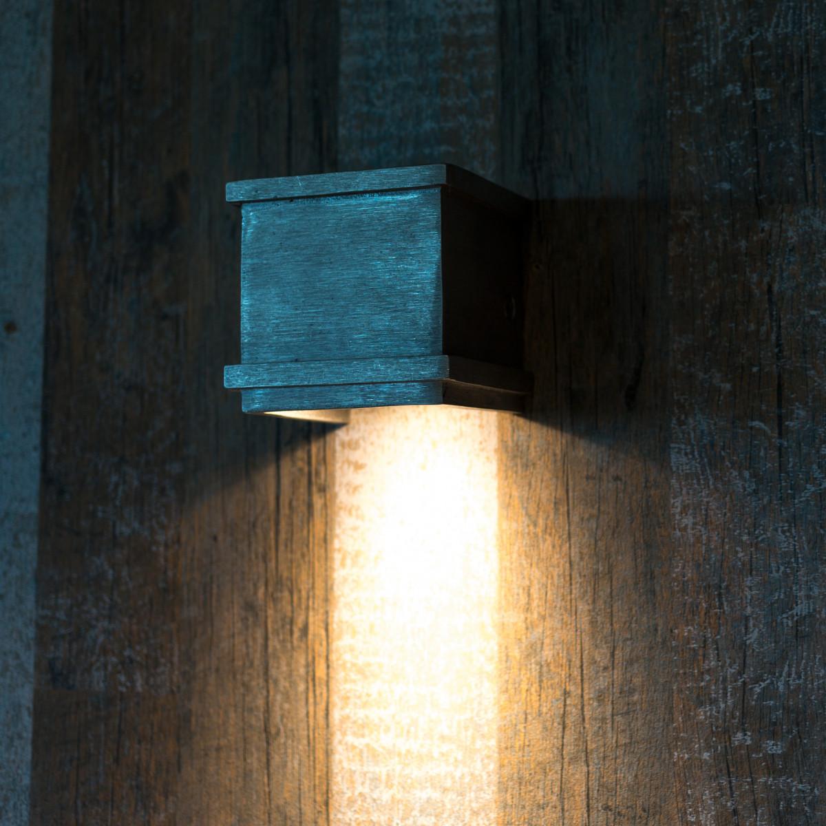 Borgo wandspot brons (6685) - KS Verlichting