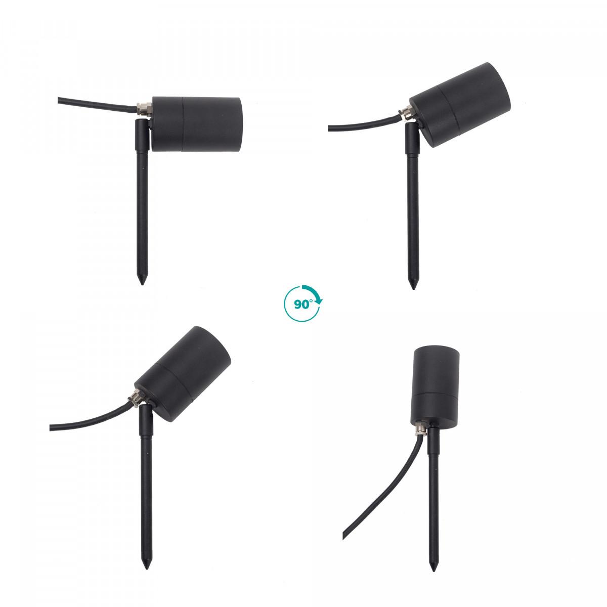 KS Verlichting - KS LED Pin - Tuinspot kopen bij Nostalux