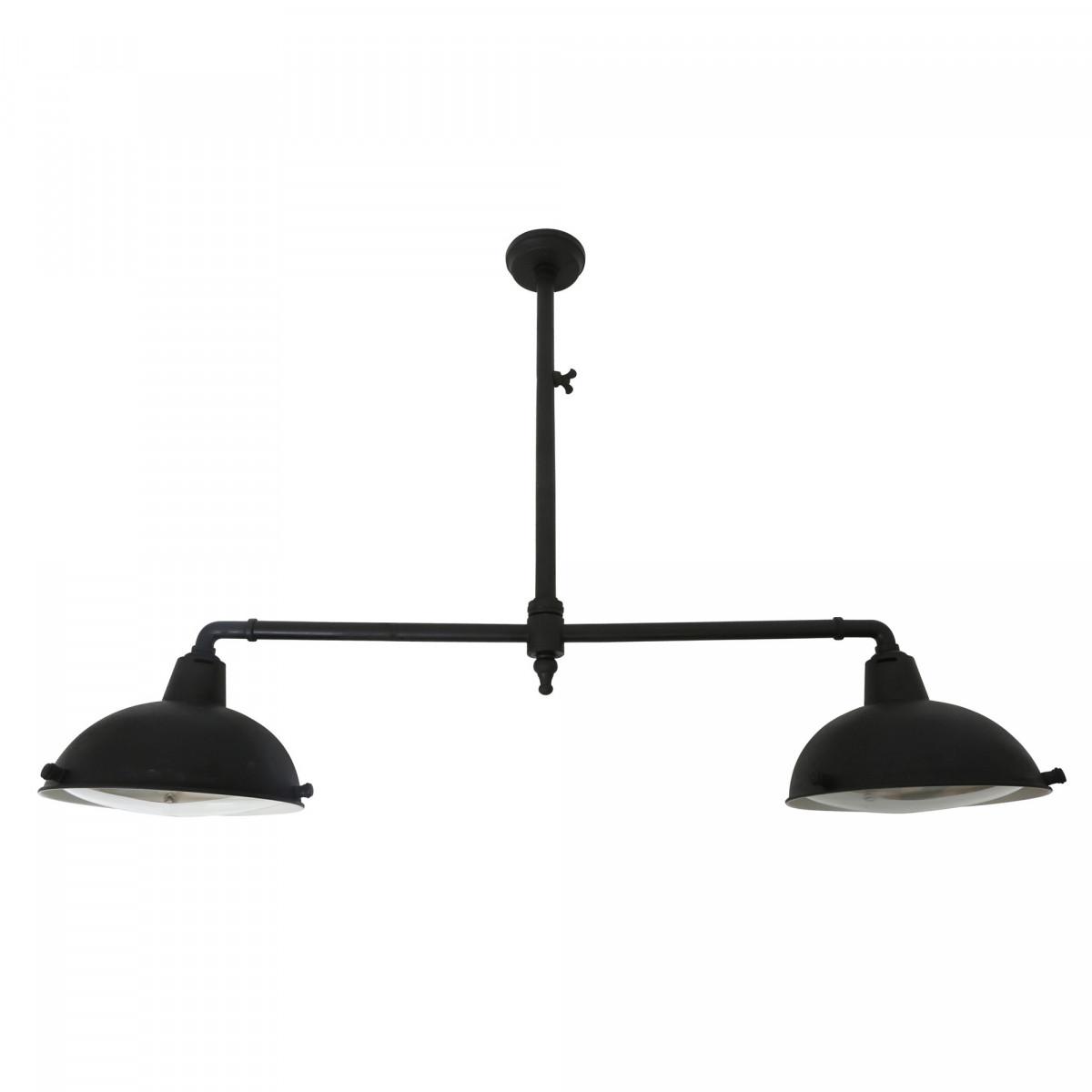 Hanglamp Billiards 2 black