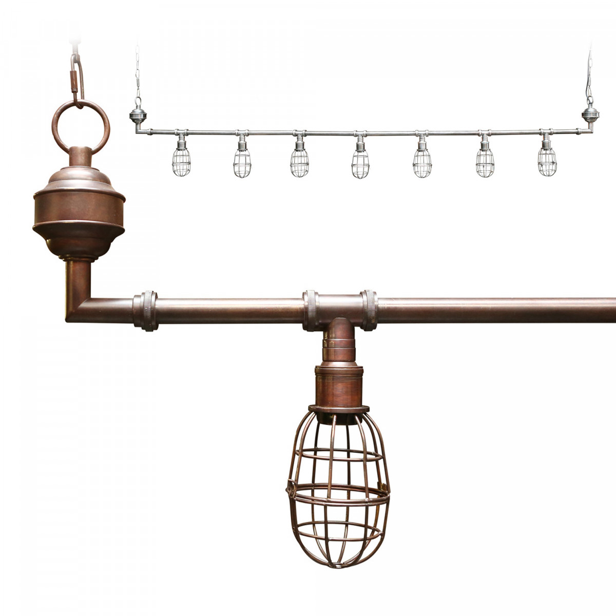 Hanglamp Sandford 7 l