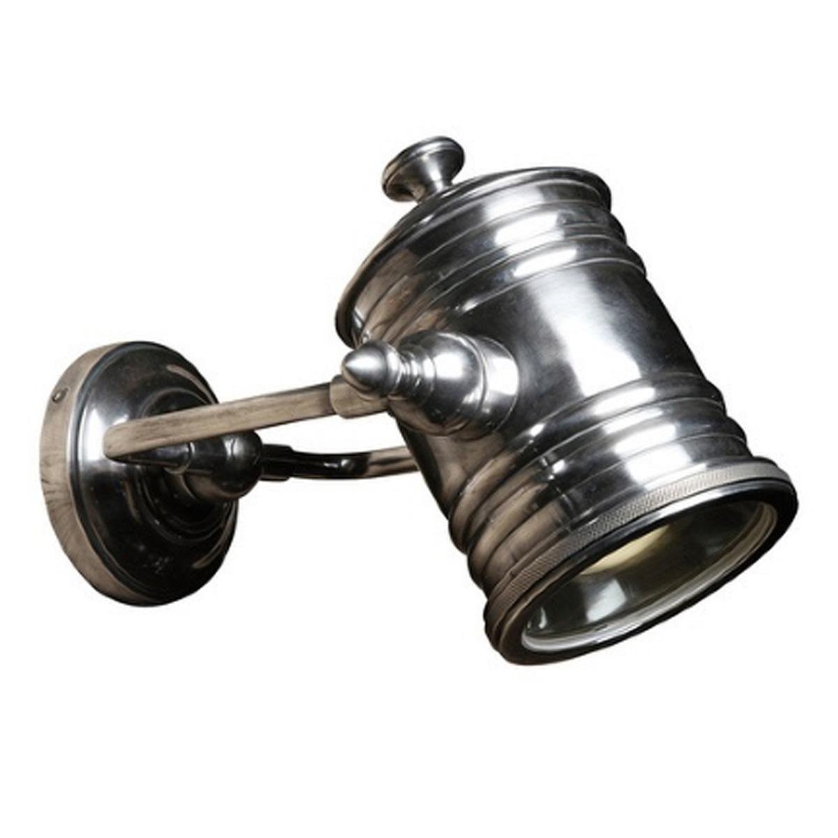 Industriele vintage Fresno wandlamp - muurlamp - lampen