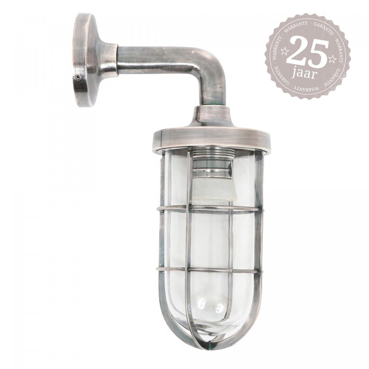 Industriele vintage Tristan wandlamp - muurlamp - lampen
