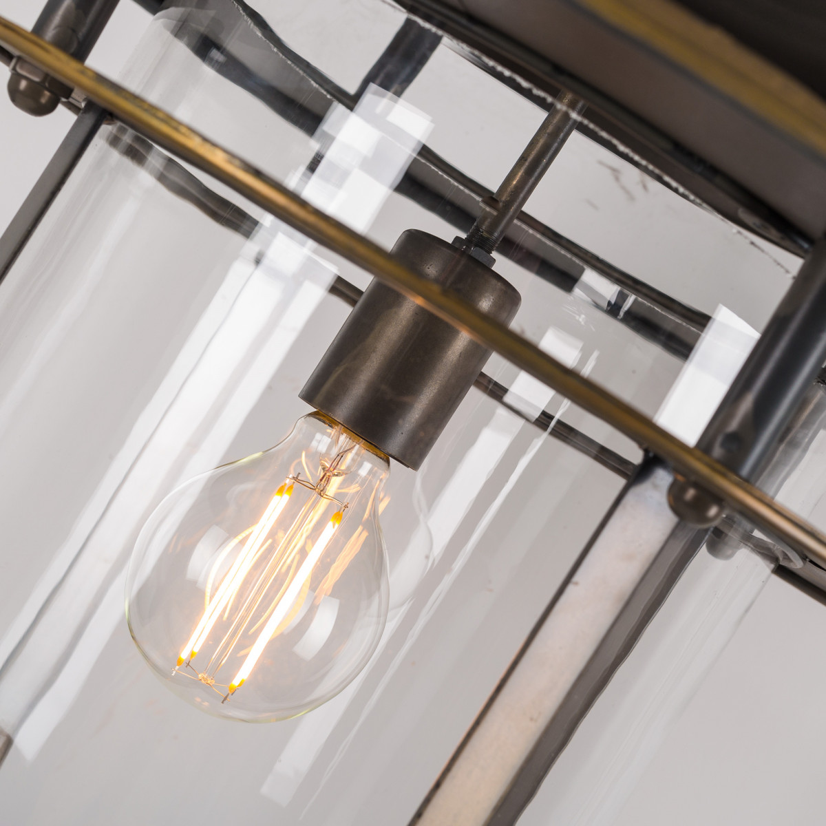 Industriële Hanglamp Atlantis L (6693) | Nostalux.nl