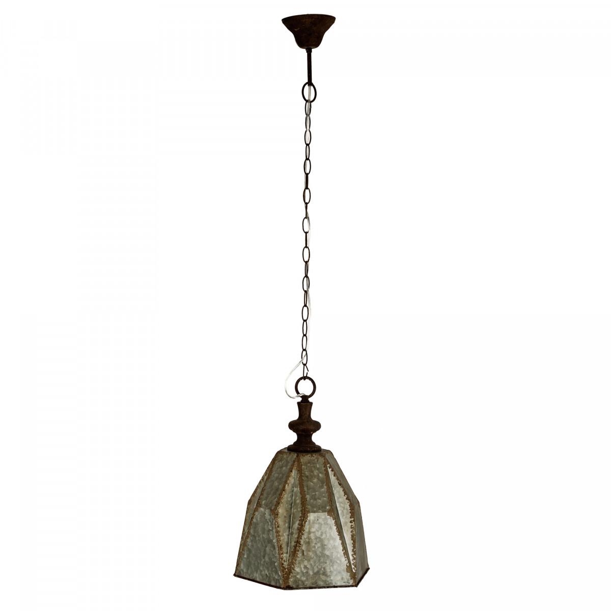Tijuana Hanglamp Zink