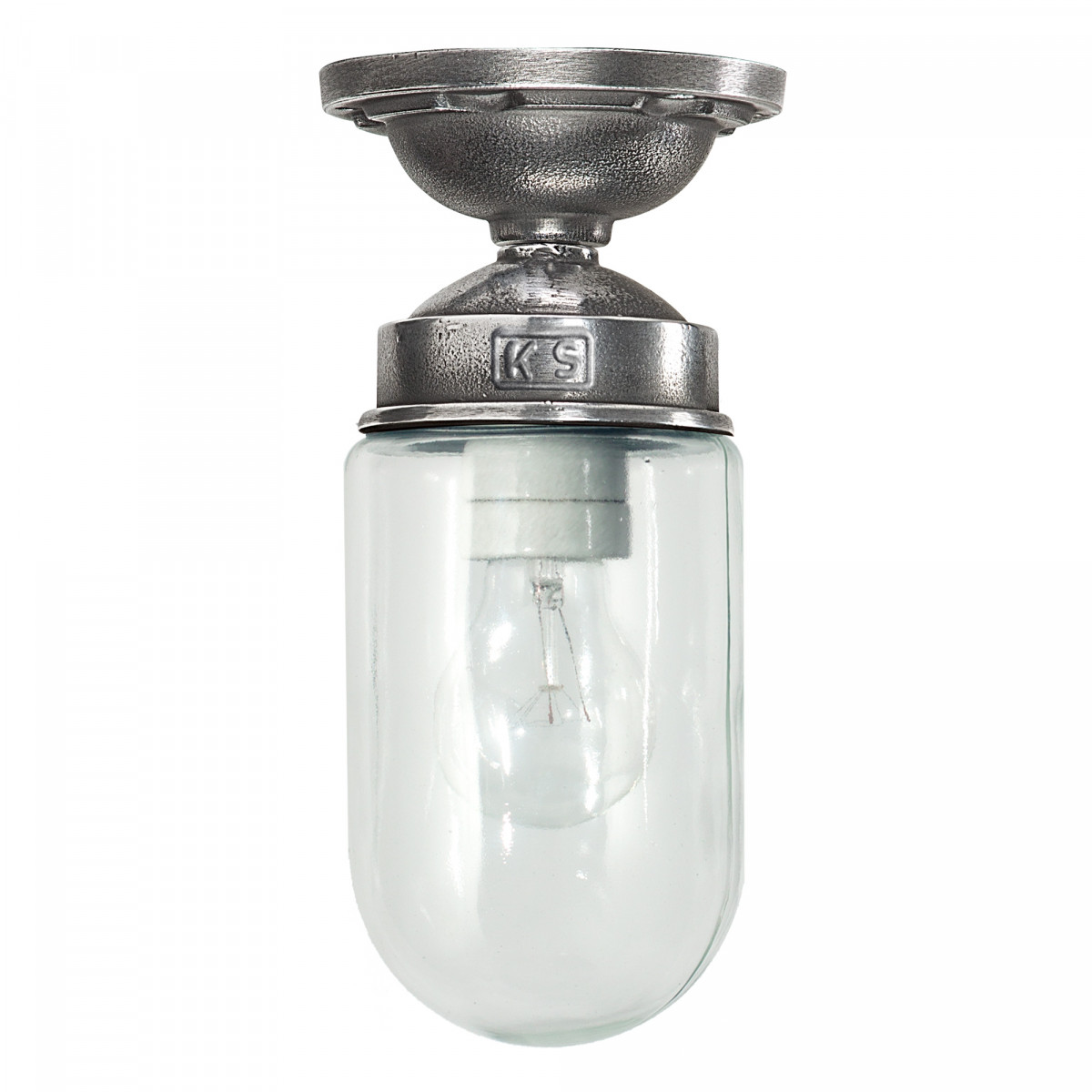 Wandlamp industrieel One-Eighty