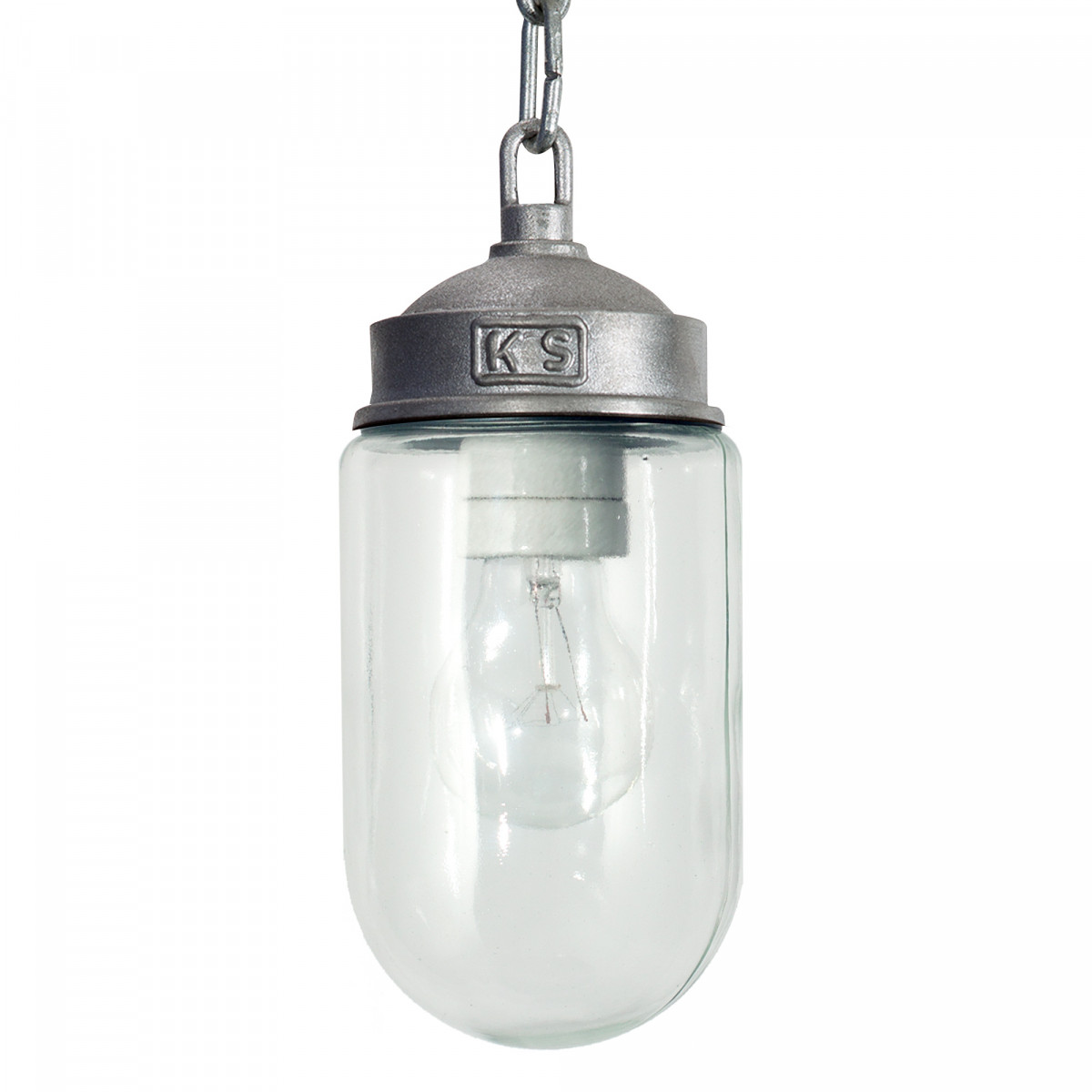 Industriele Kettinglamp One-Eighty Chain