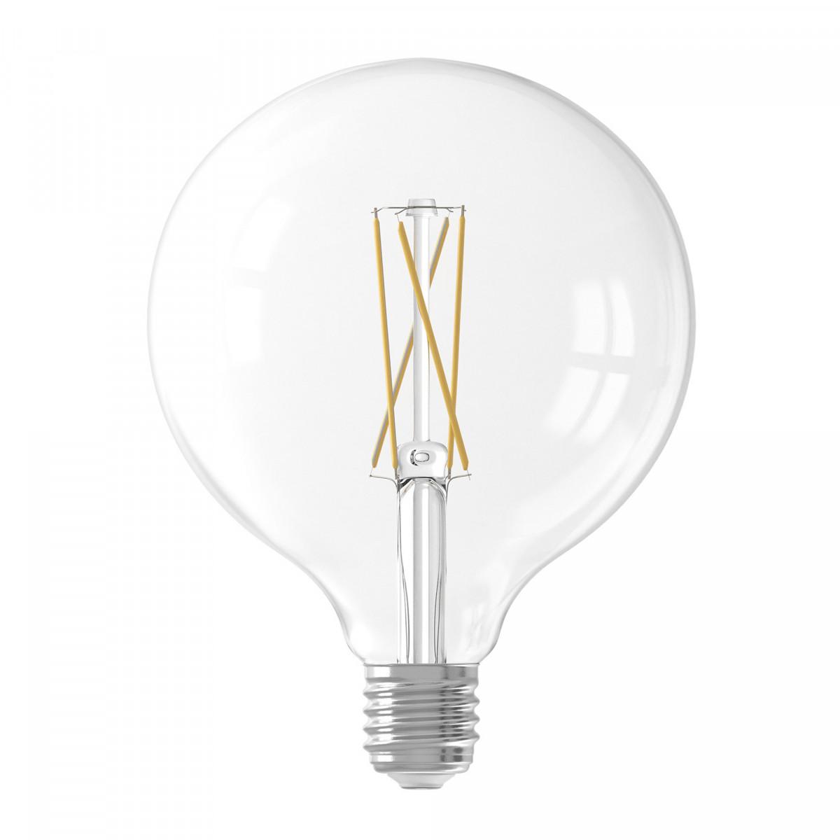 Grote LED lichtbron 6 watt dimbaar warm wit