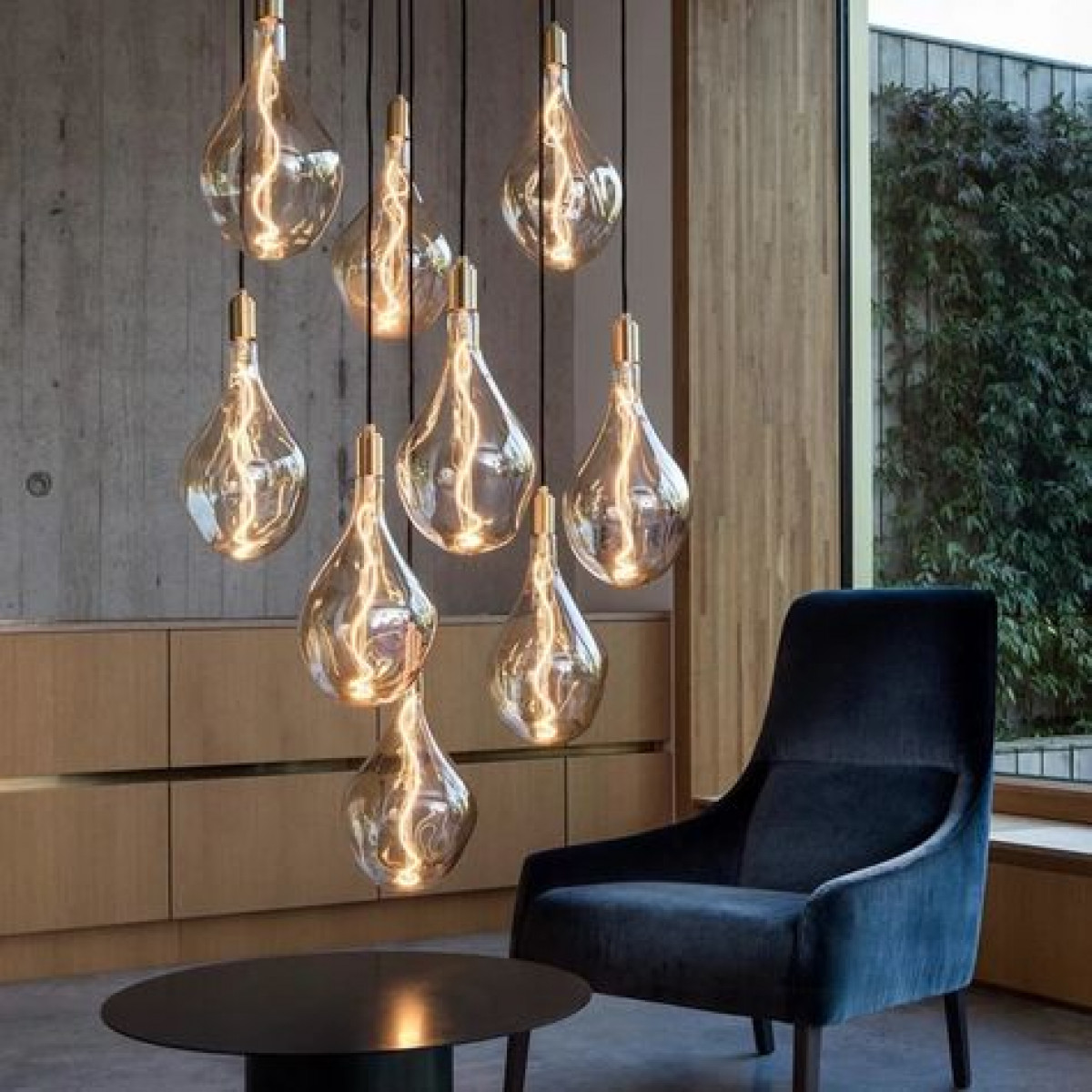 LED XXL lamp Organic