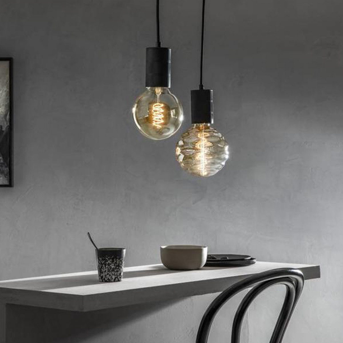 LED XXL lamp Bilbao