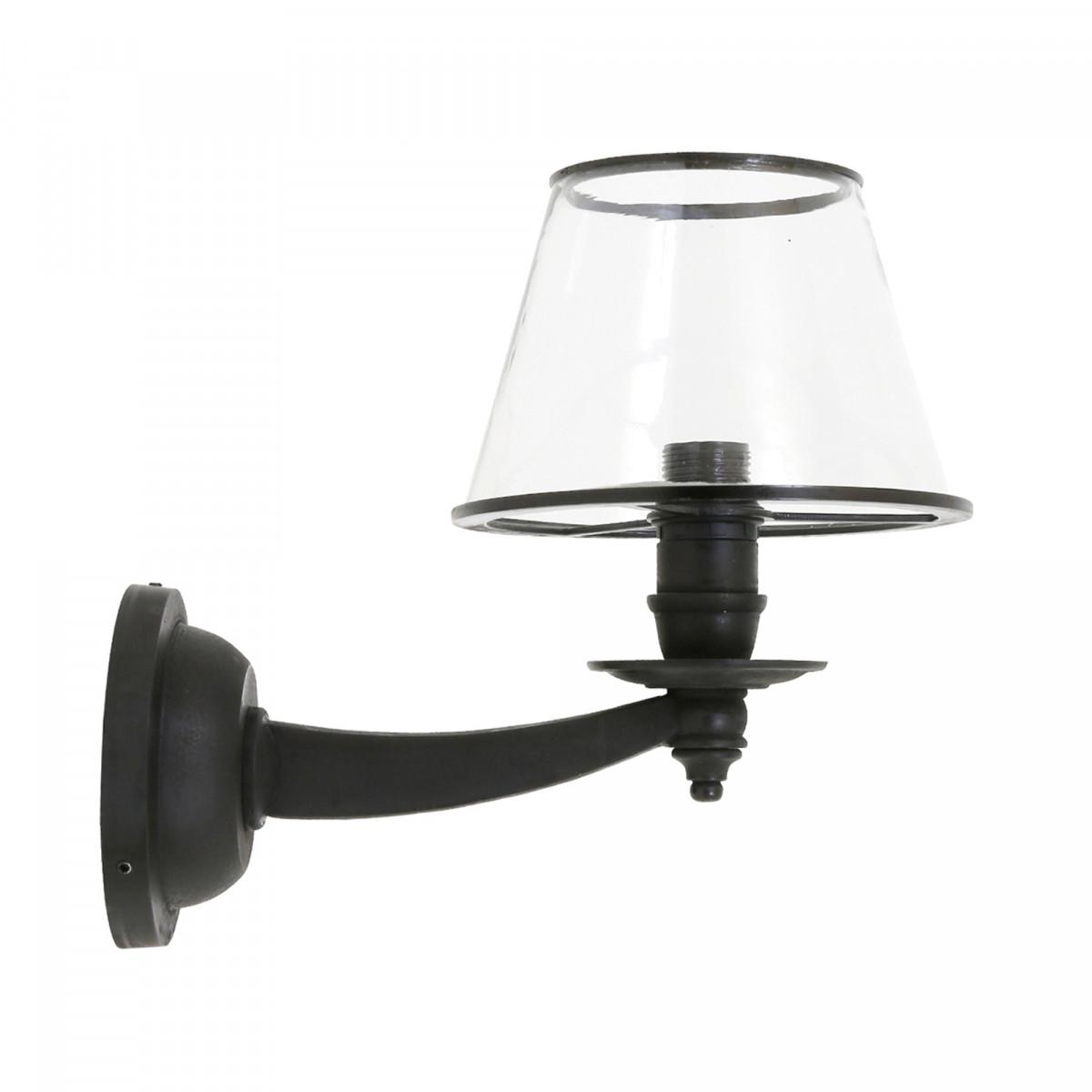 Wandlamp Dufay zwart
