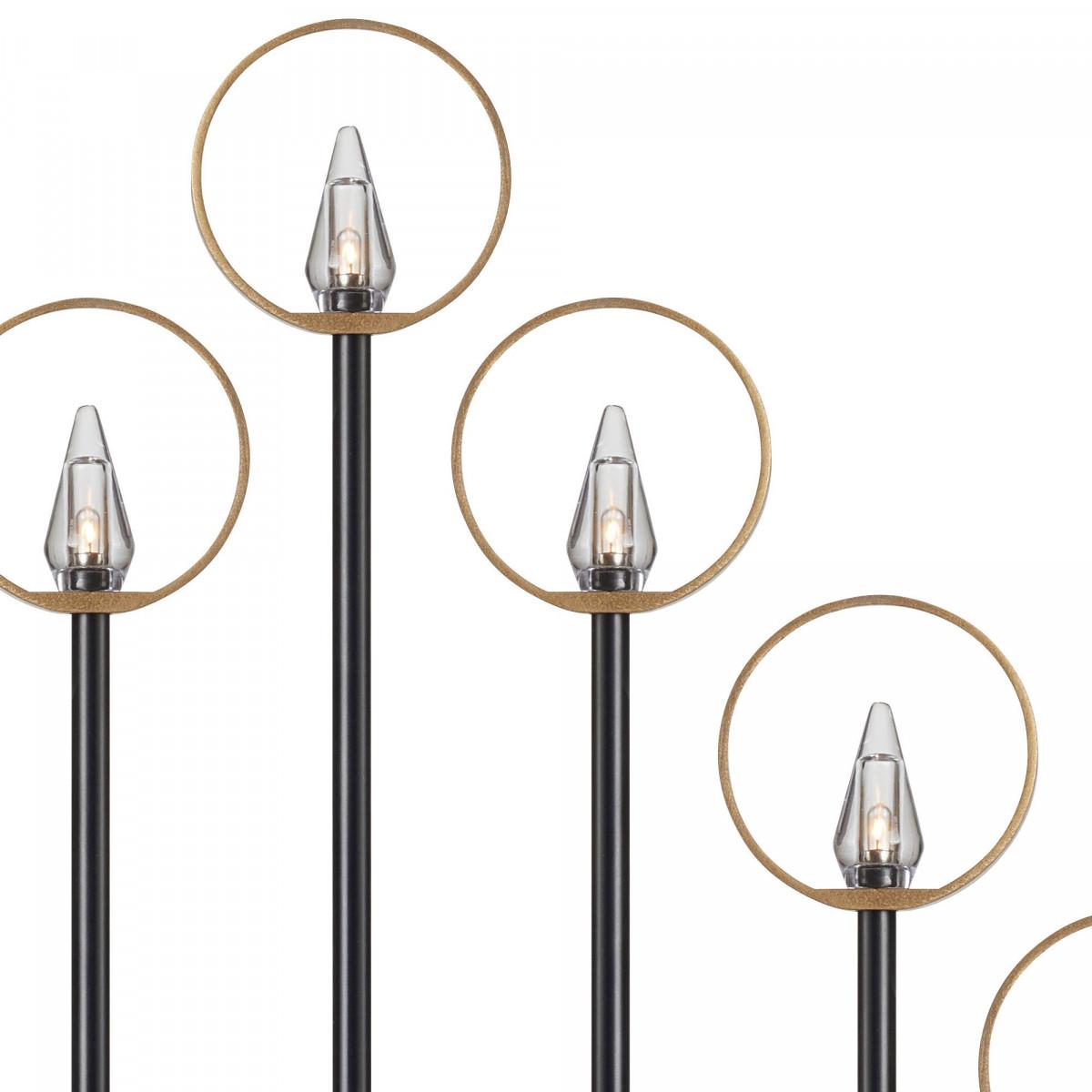 Gabriel tafellamp 5 lights