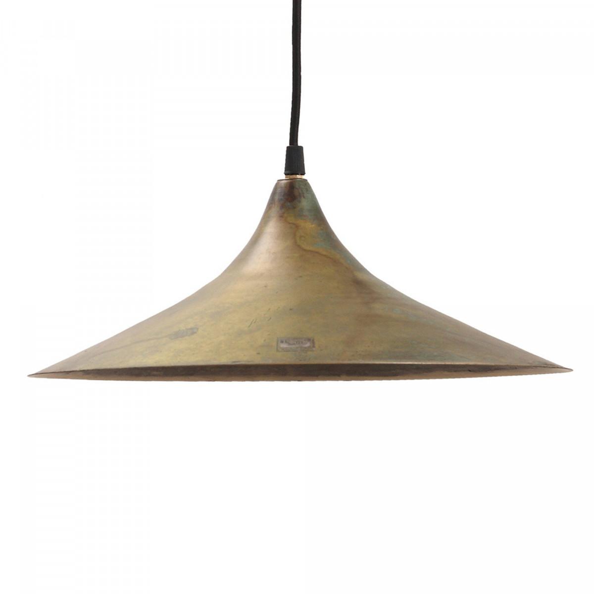 Hanglamp Duncan gold 2tone iron