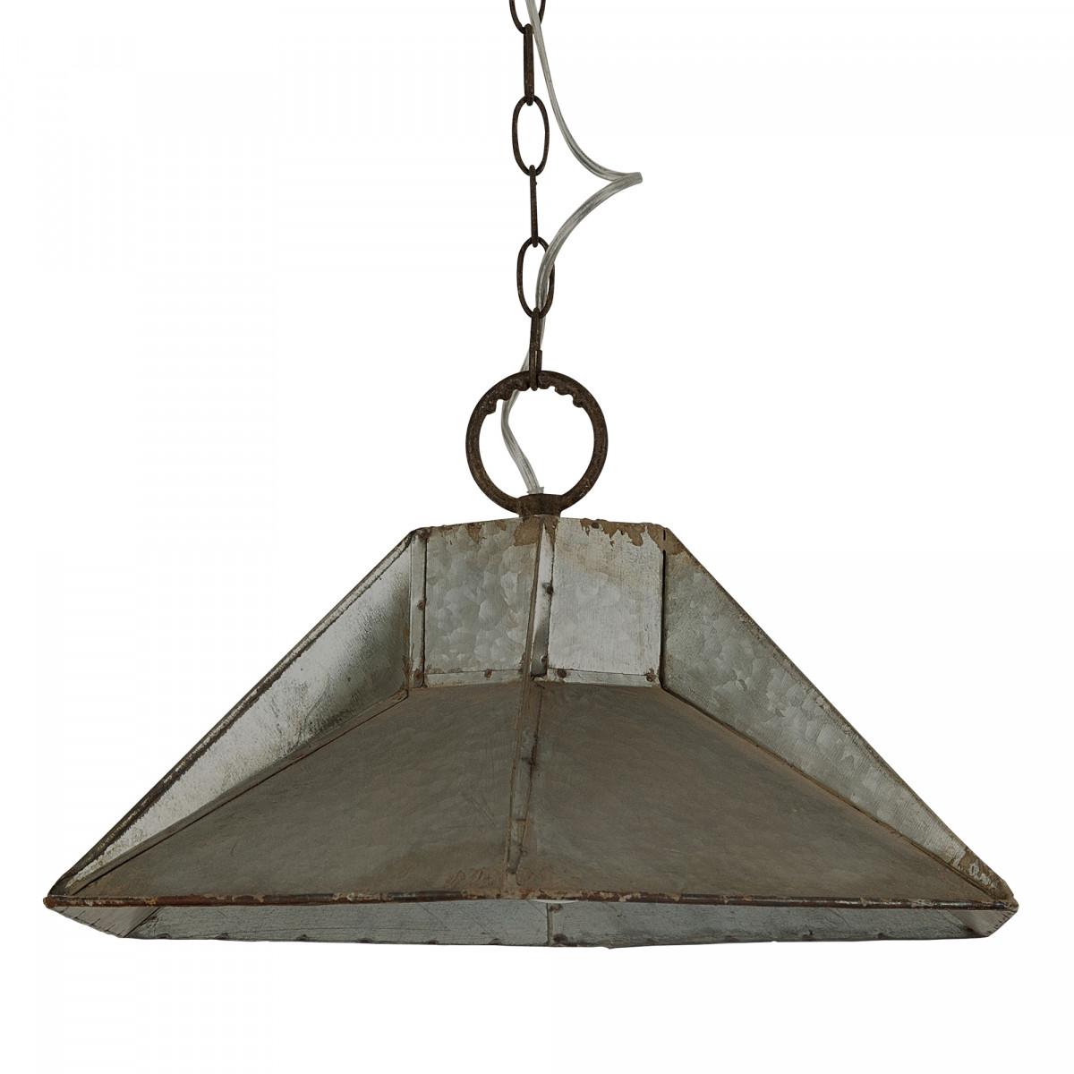 Austin Hanglamp Zink