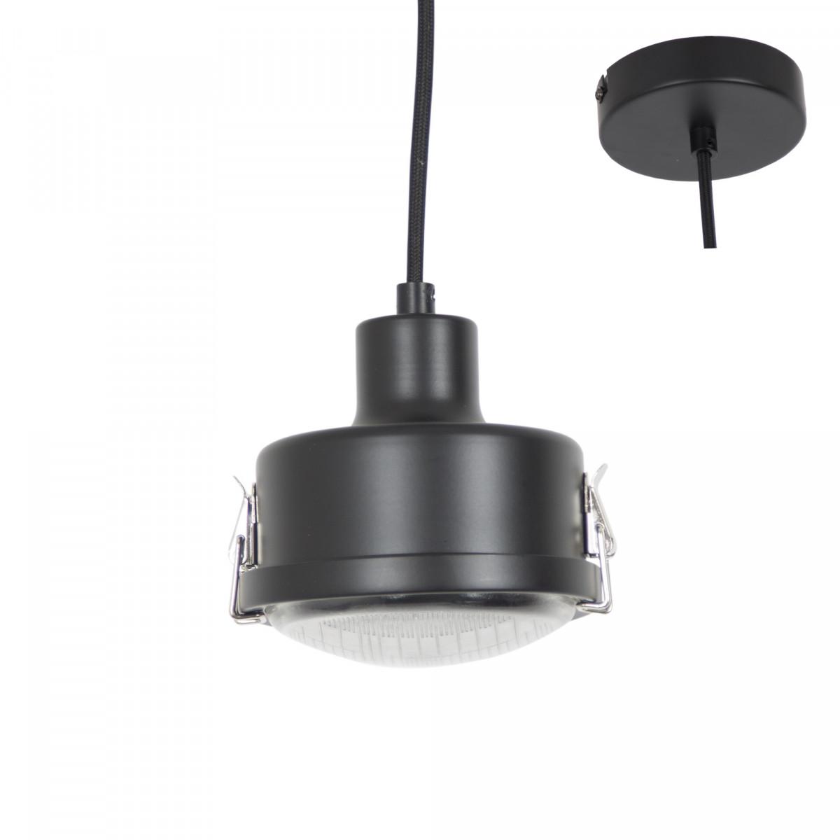 Hanglamp Satellite zwart