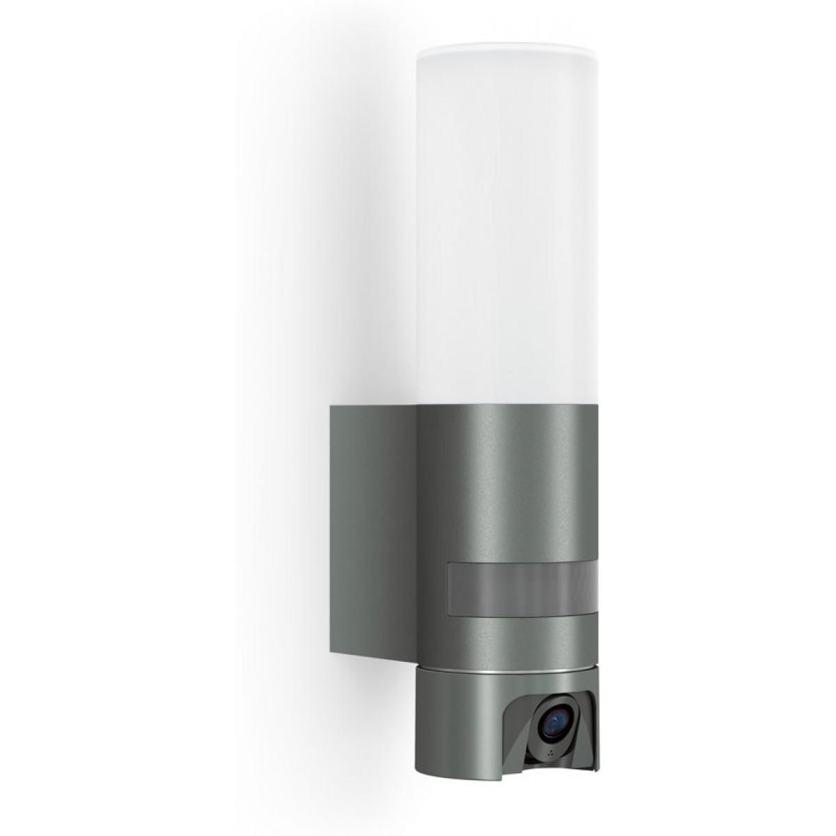 Sensorlamp met camera