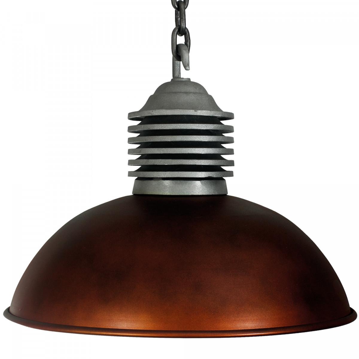 Hanglamp Old Industry Copper Look (1200K8) - KS Verlichting - Stoer & Industrieel