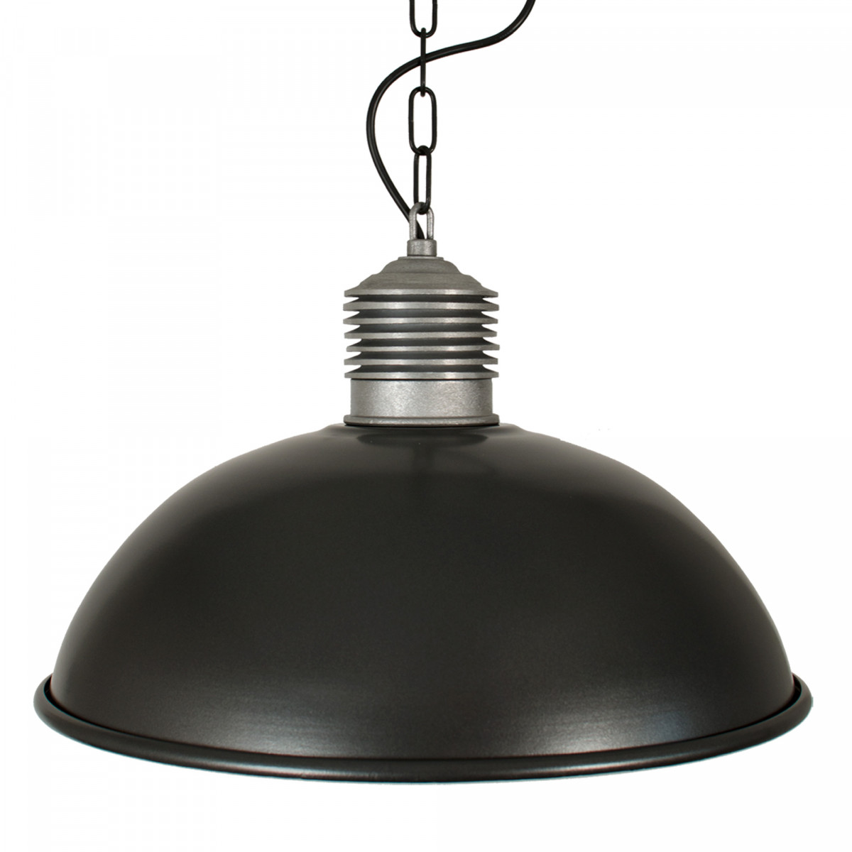 Industriele Hanglamp Antraciet