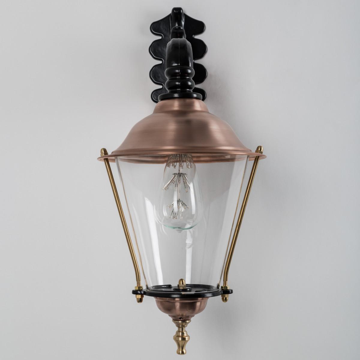 Klassieke buitenlamp Schardam Hang M