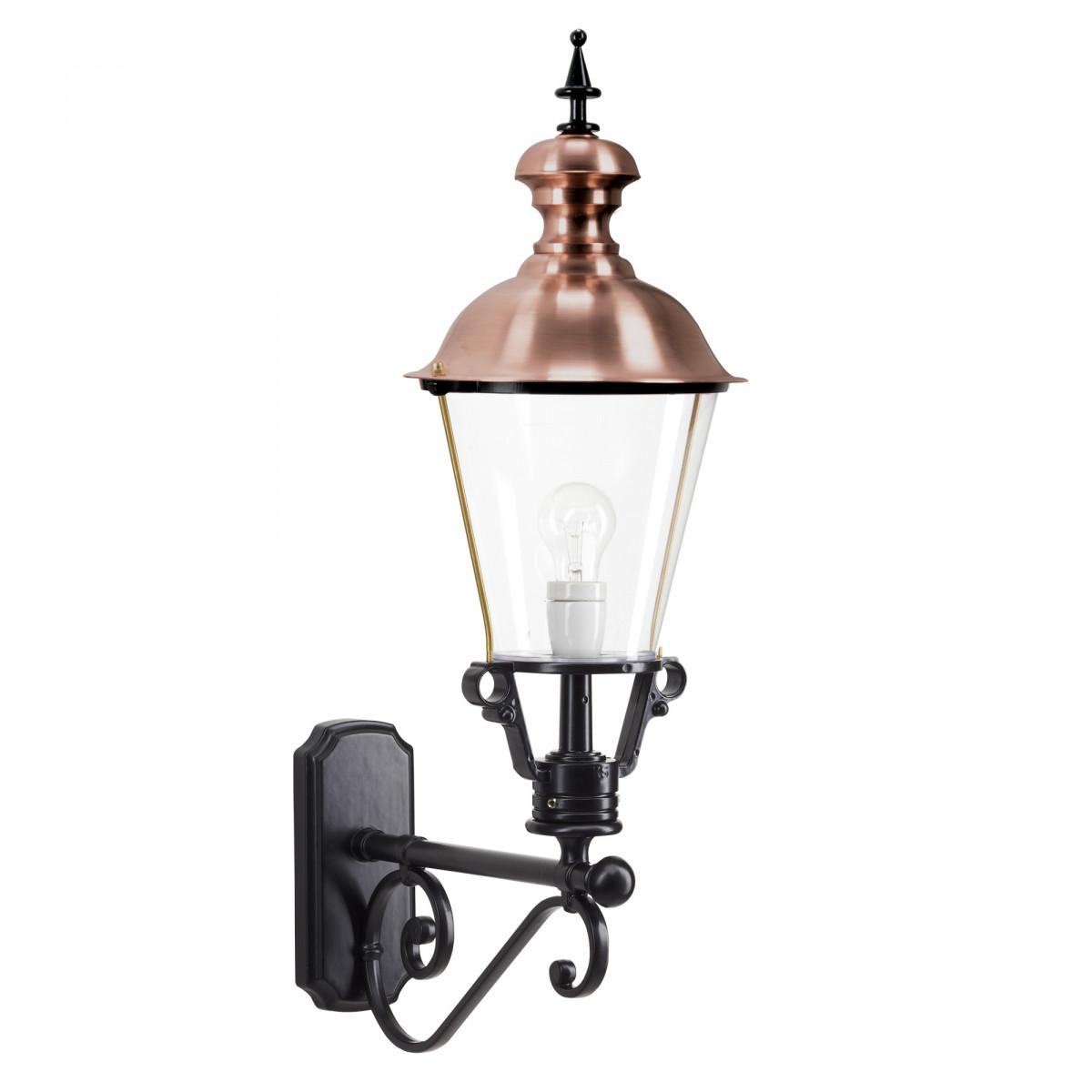 Exclusieve klassieke buitenlamp Notaris L