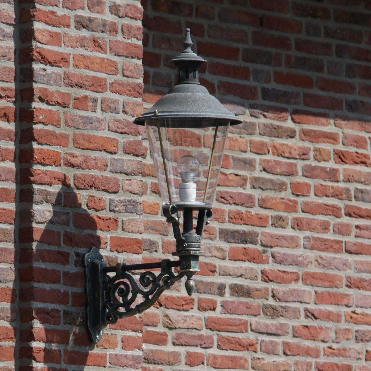Scheveningen S (1278) - KS Verlichting - Buitenverlichting Brons Koper