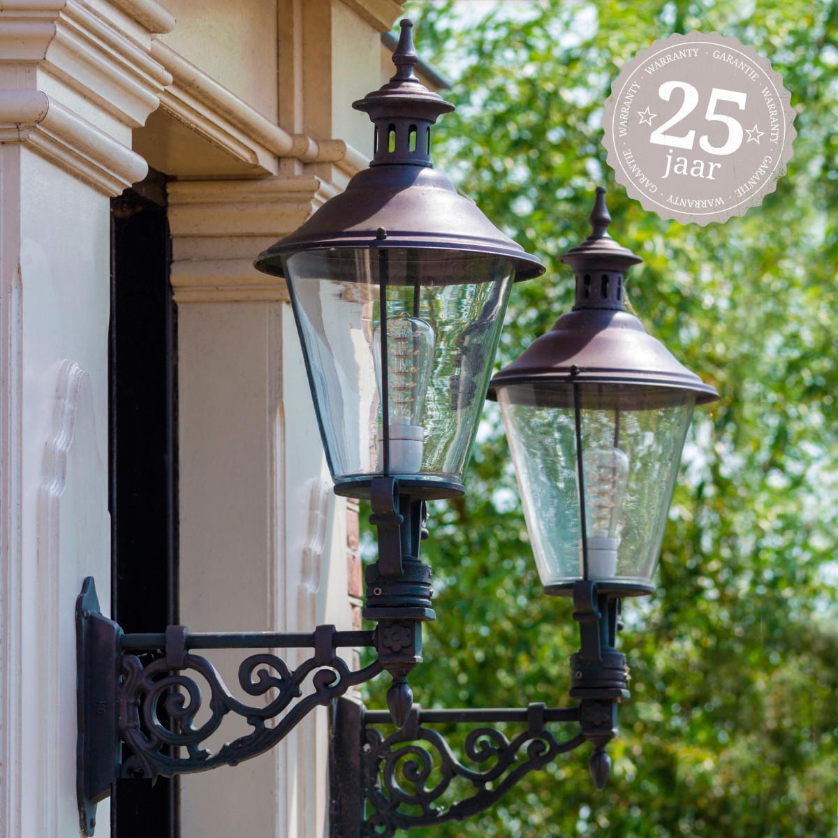 Scheveningen buitenlamp lantaarn voordeur