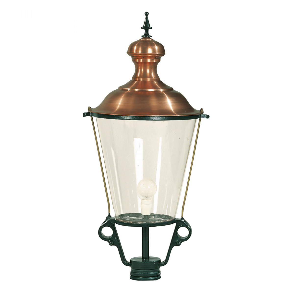 Kunststof glas K1 (5803) - KS Verlichting - Lampkappen & glazen