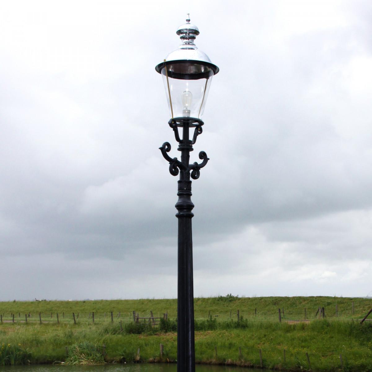 Lantaarn Klassiek (59121405) - Nostalux - Buitenverlichting Rond