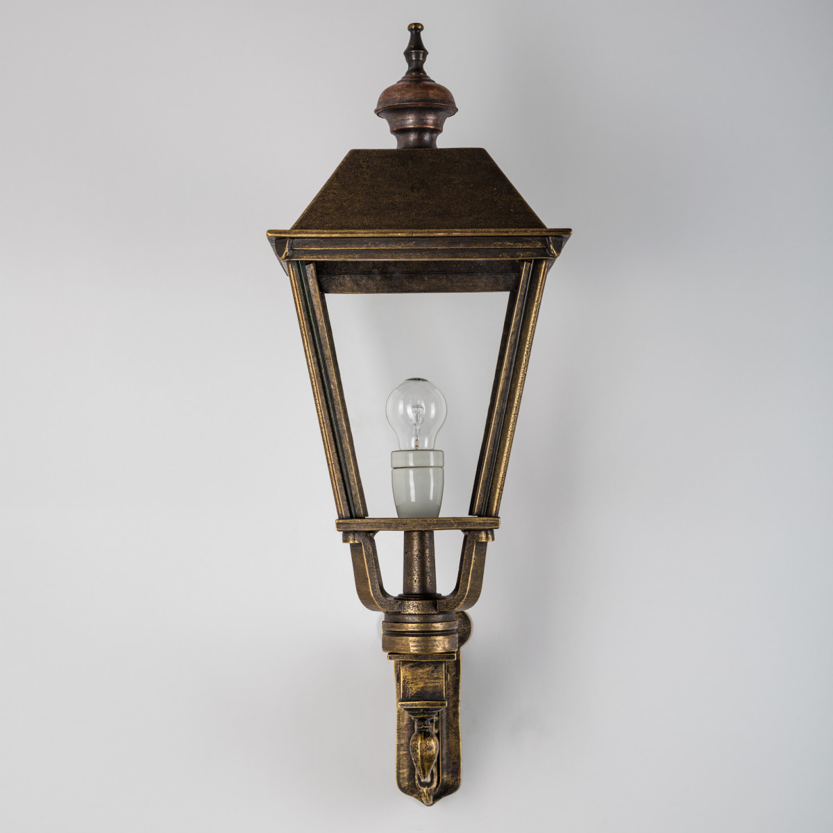 Exclusieve Bronzen lamp  Brandenburg
