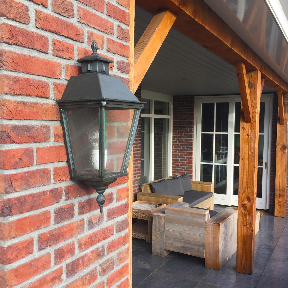 Rijswijk Brons (1497) - KS Verlichting - Buitenverlichting Brons Koper