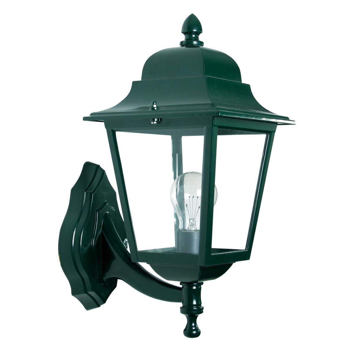 Buitenlamp Sorrento staand met schemersensor dag & nacht LED