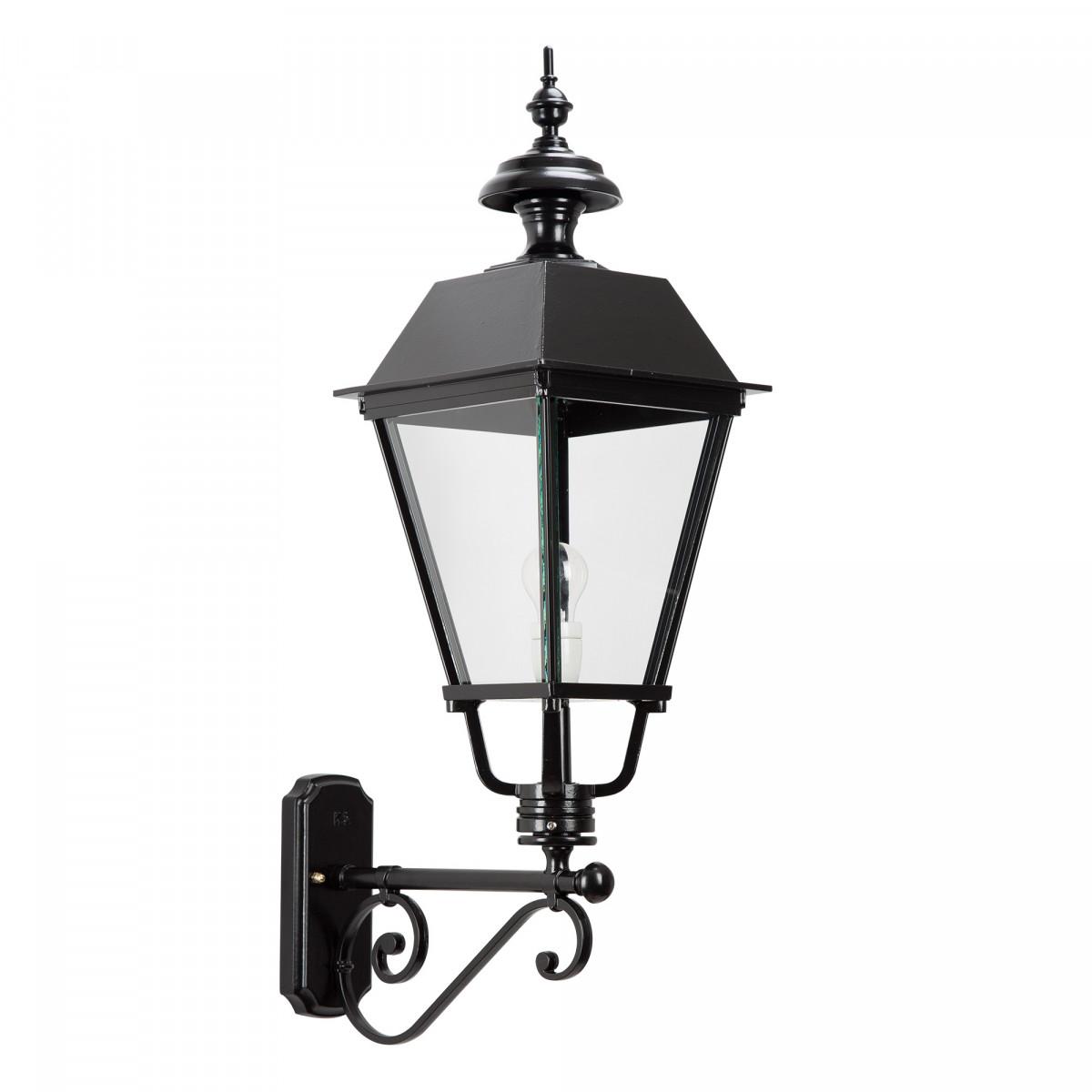 Klassieke buitenlamp vierkant Breukelen XL