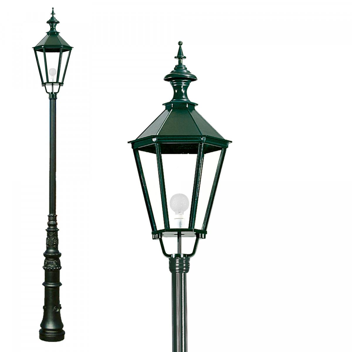 Gouda (0609) - KS Verlichting - Buitenverlichting Zeskant
