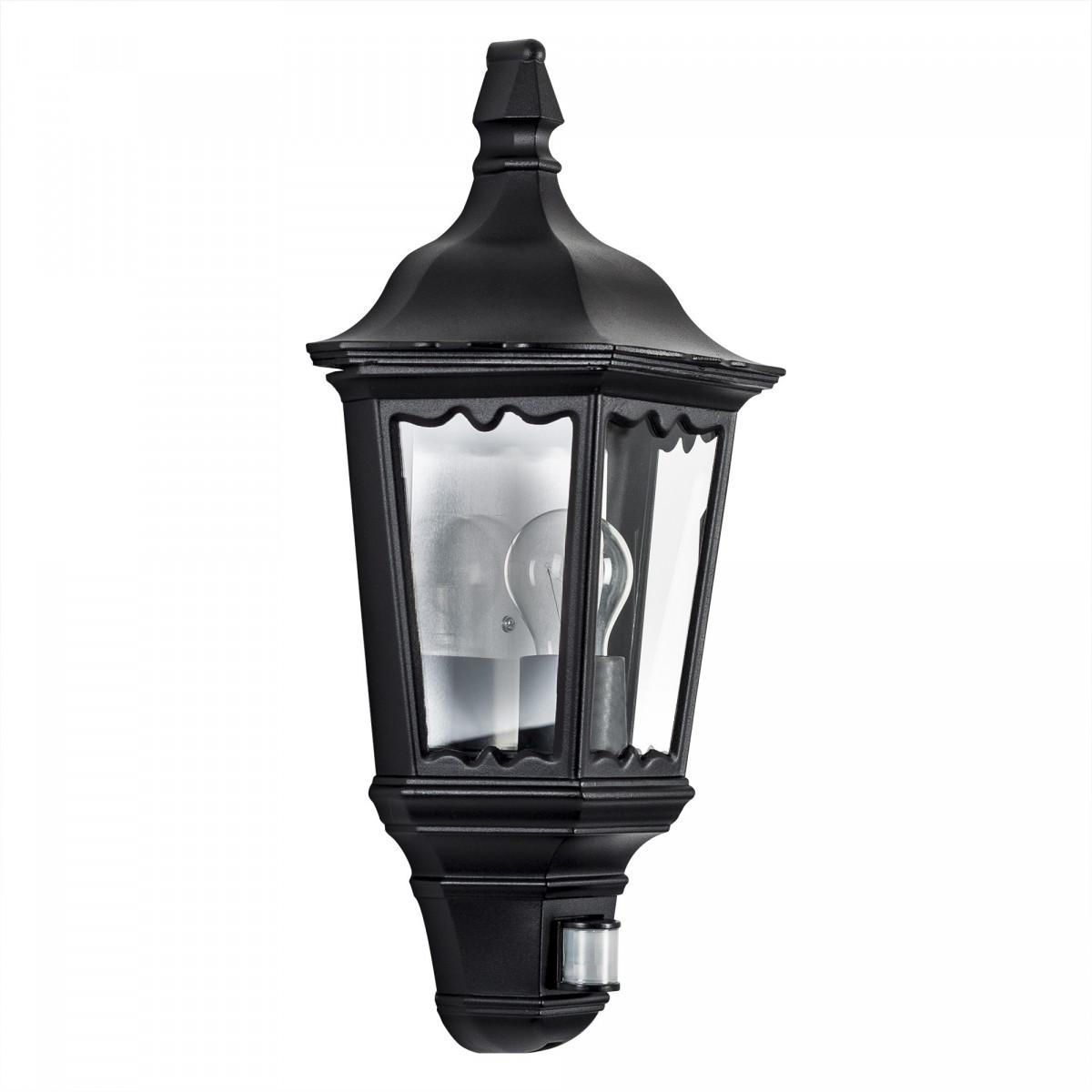 buitenlamp met sensor - nostalux buitenlamp met sensor - Ancona wandlamp inclusief bewegingsmelder
