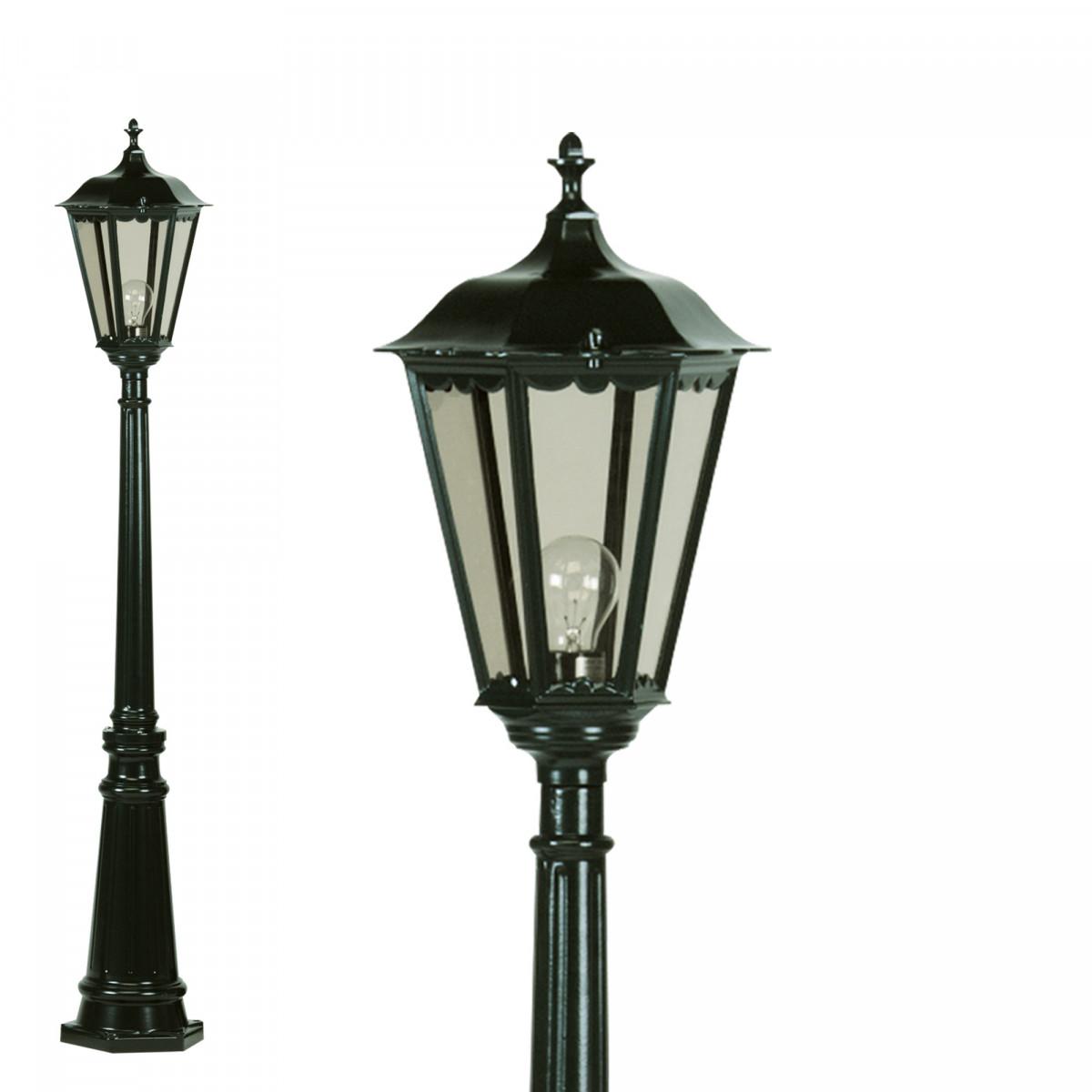 Bergamo lantaarn A (5085) - KS Verlichting - Buitenverlichting Zeskant