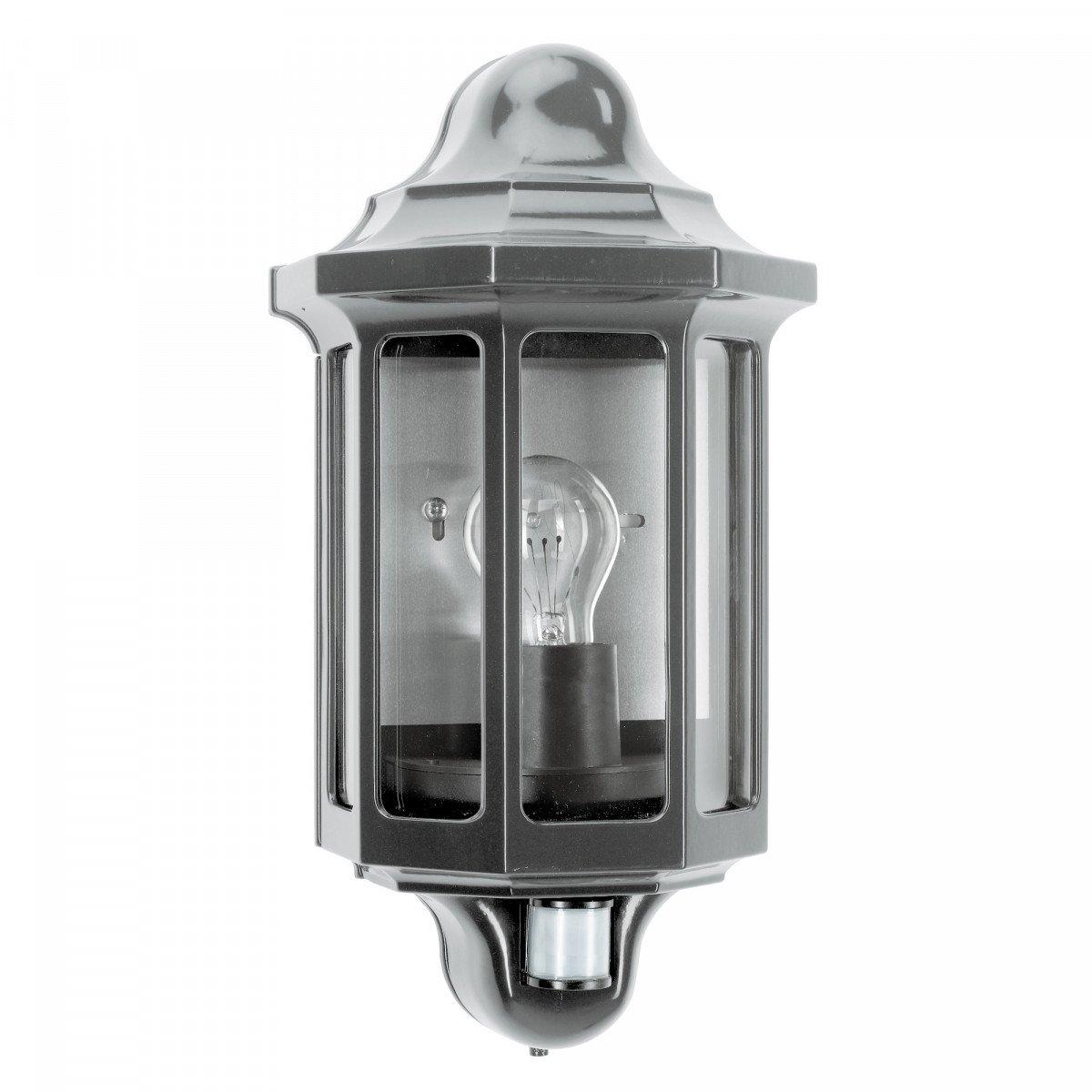 Buitenlamp met sensor - KS Loreo buitenlamp met bewegingssensor