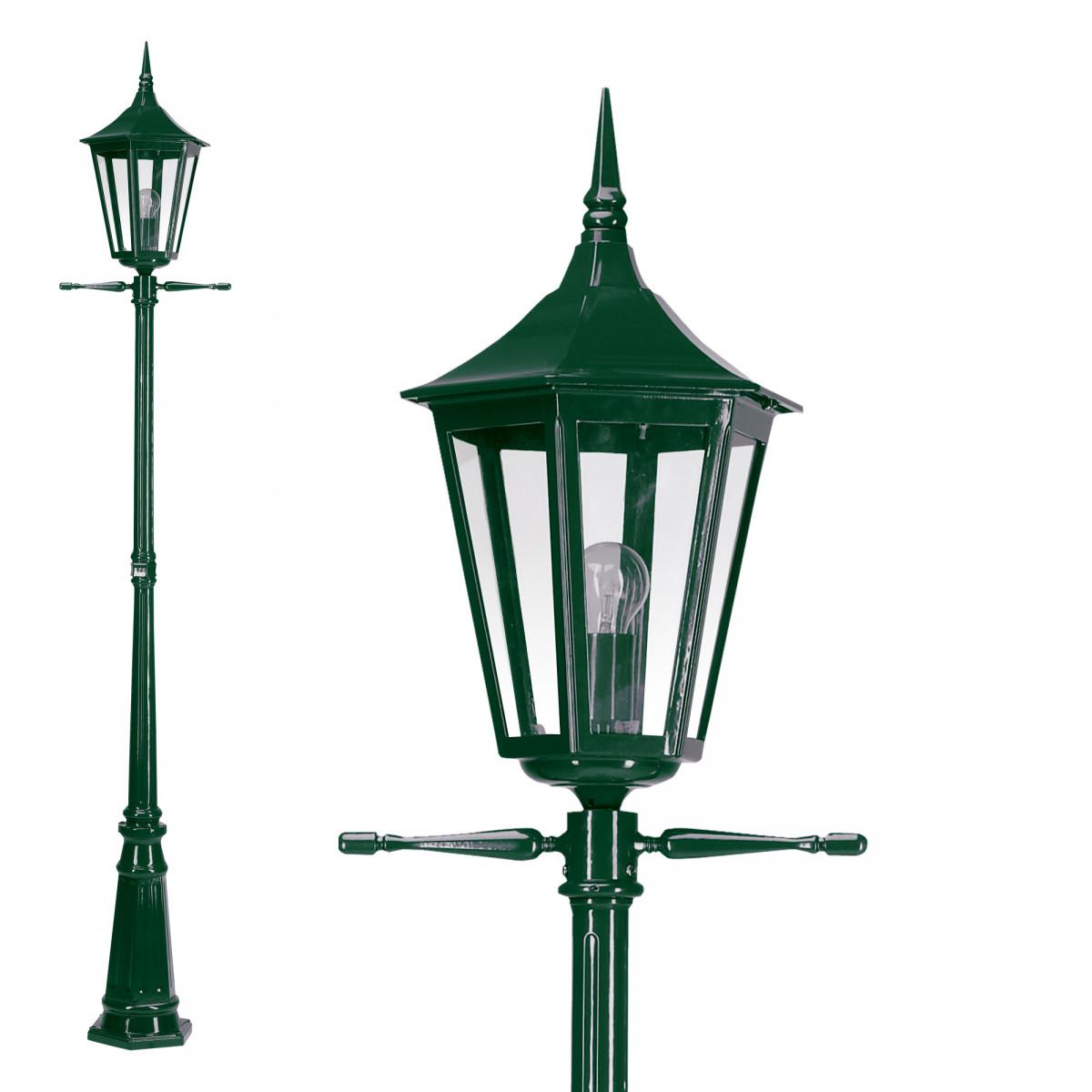 Zeist lantaarn met dag en nacht sensor