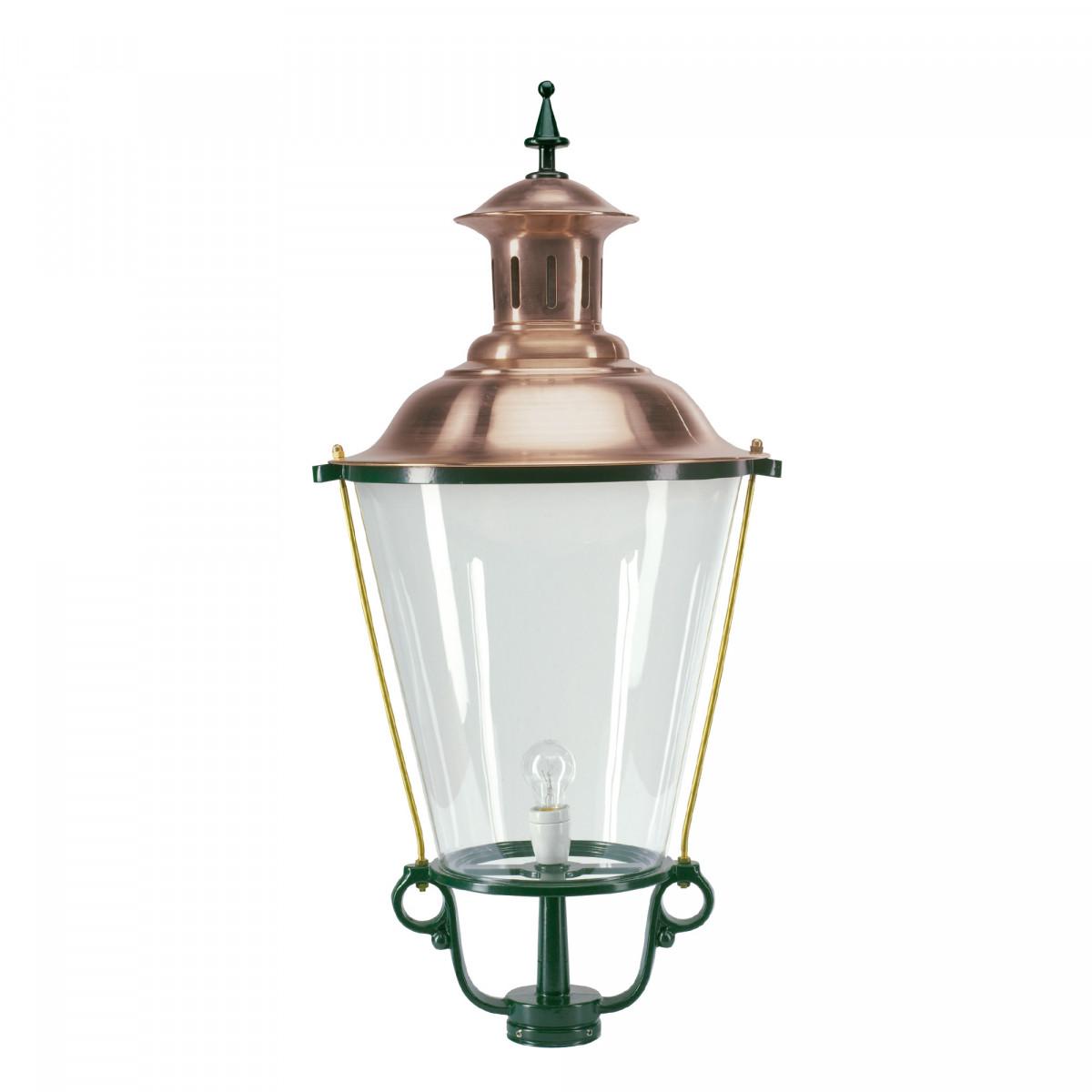 Kunststof glas K2 (5804) - KS Verlichting - Lampkappen & glazen