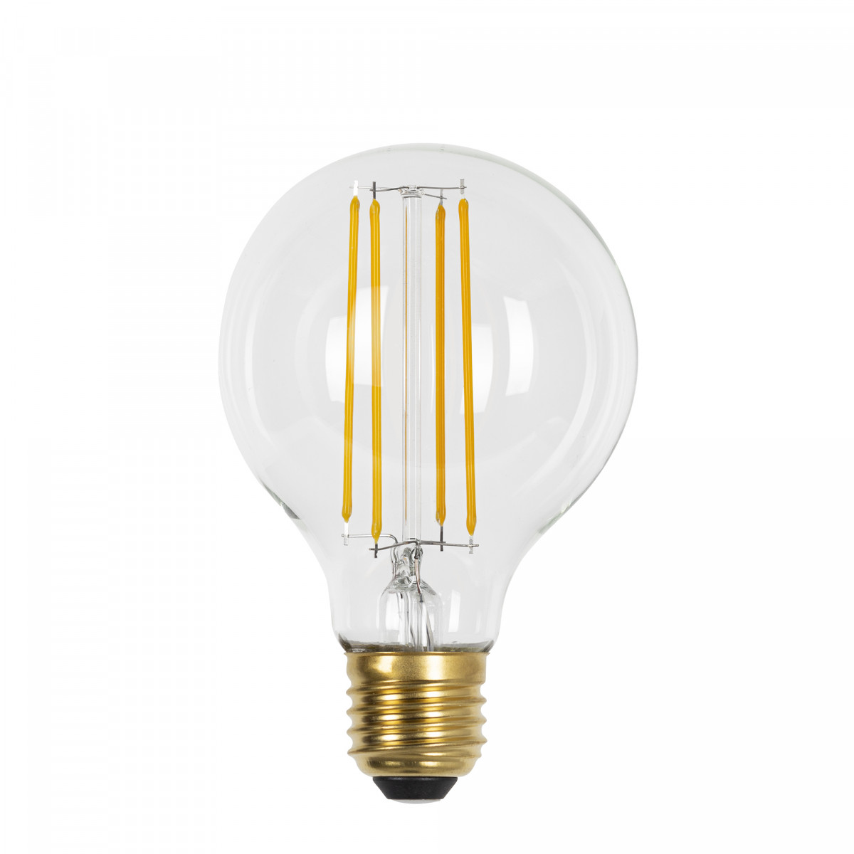 ledlamp globe E27 dimbaar led lichtbron