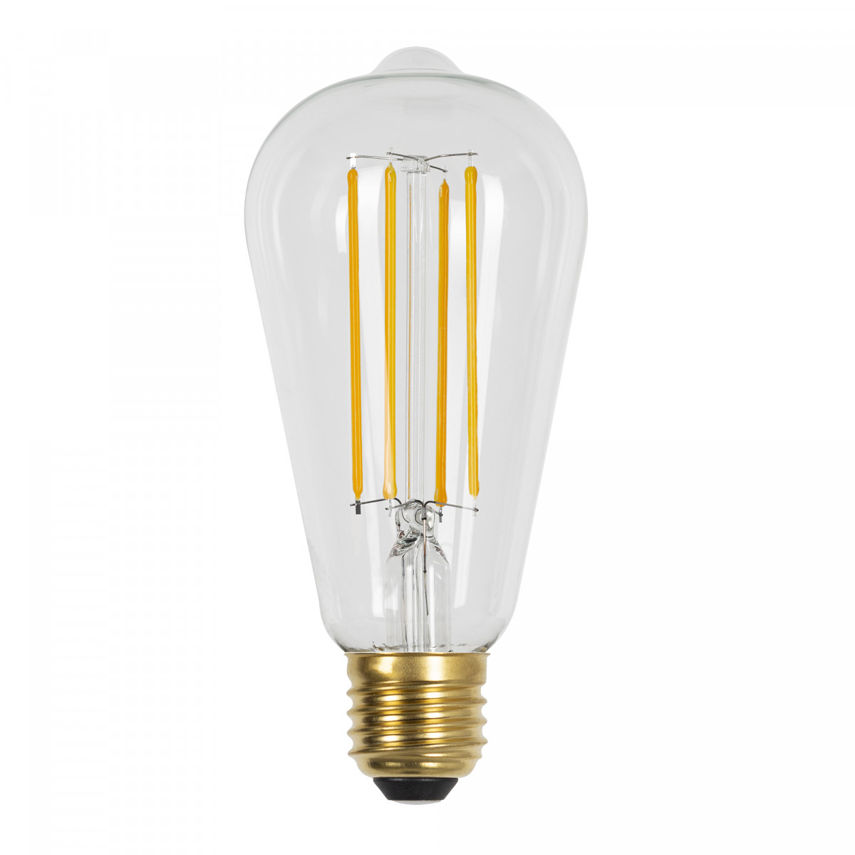 6-pack ledlamp Kooldraadlamp Edison